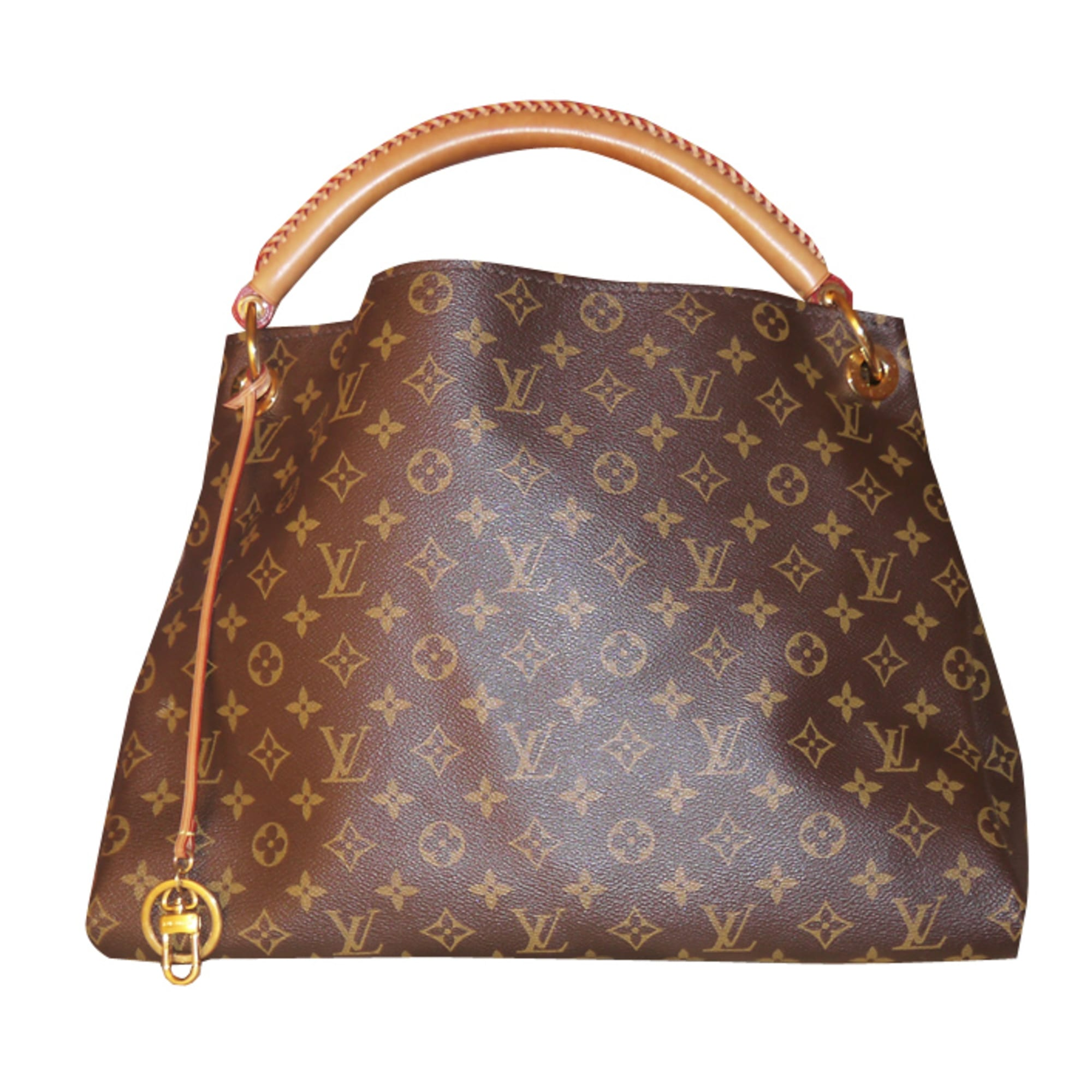 Leather Handbag LOUIS VUITTON monograme lv vendu par Sud157231 - 1069427 e9f9e0317259