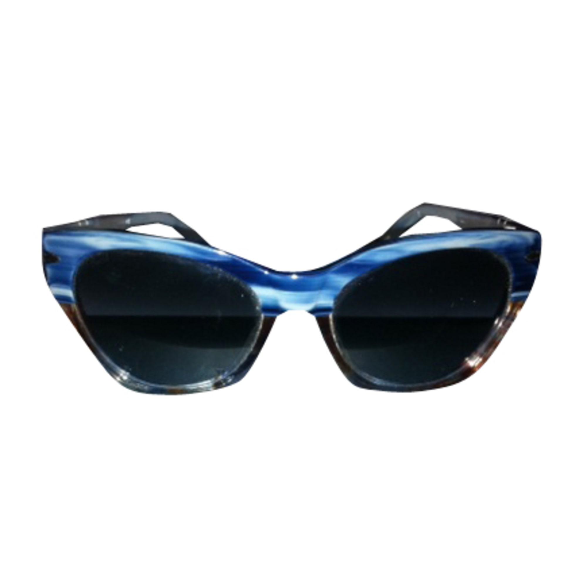 Lunettes de soleil PERSOL bleu vendu par Sacha 122 - 1070845 49f4c3c70593