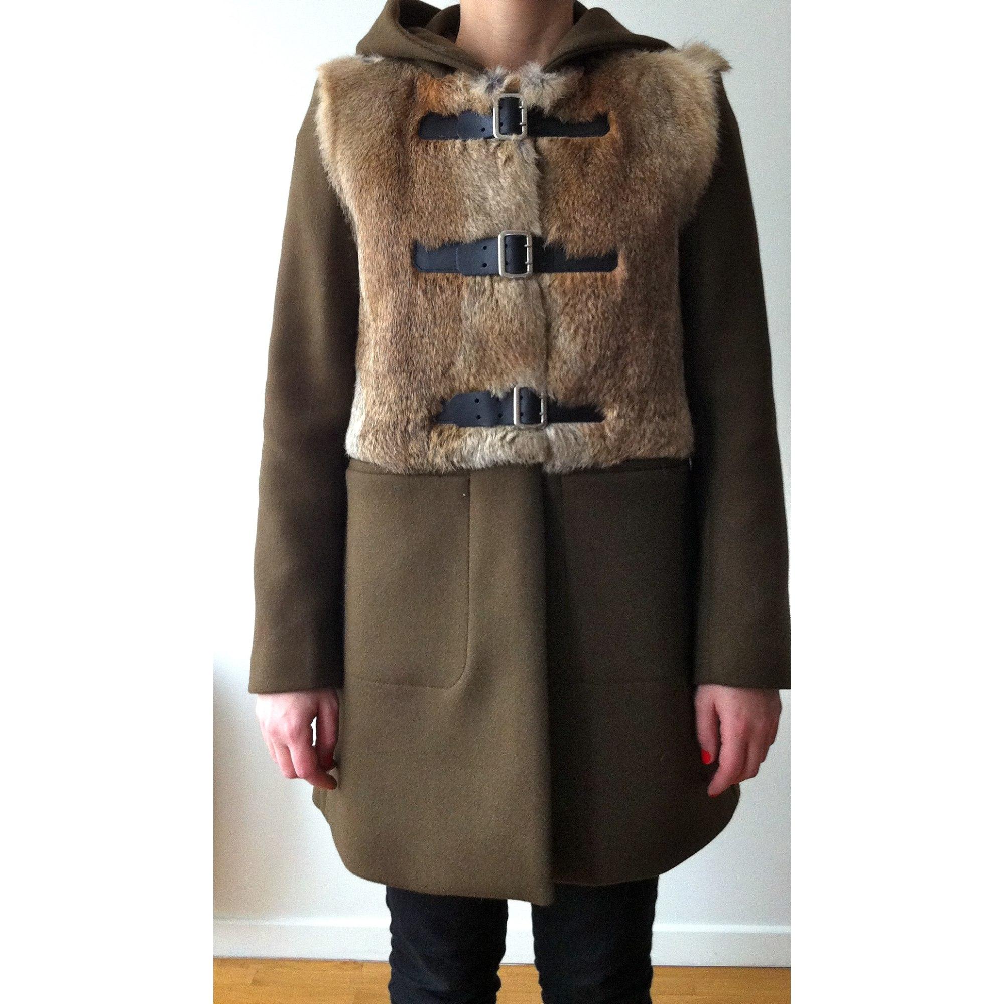 Girl T1 Dressing Manteau 36 s 1072462 Vendu Par Kaki Sandro wqZwSFx8g4