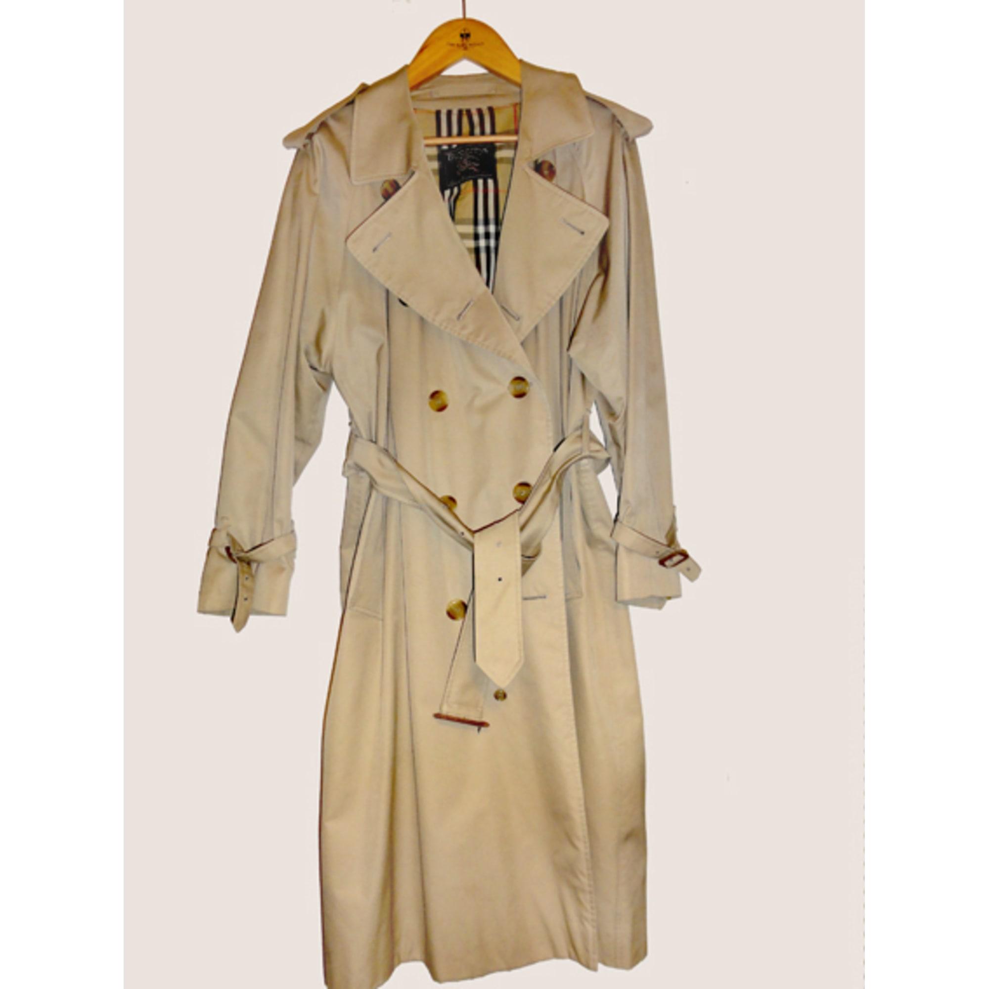 Imperméable, trench BURBERRY 54 (L) beige vendu par Shopname269030 ... 70976f7d27d