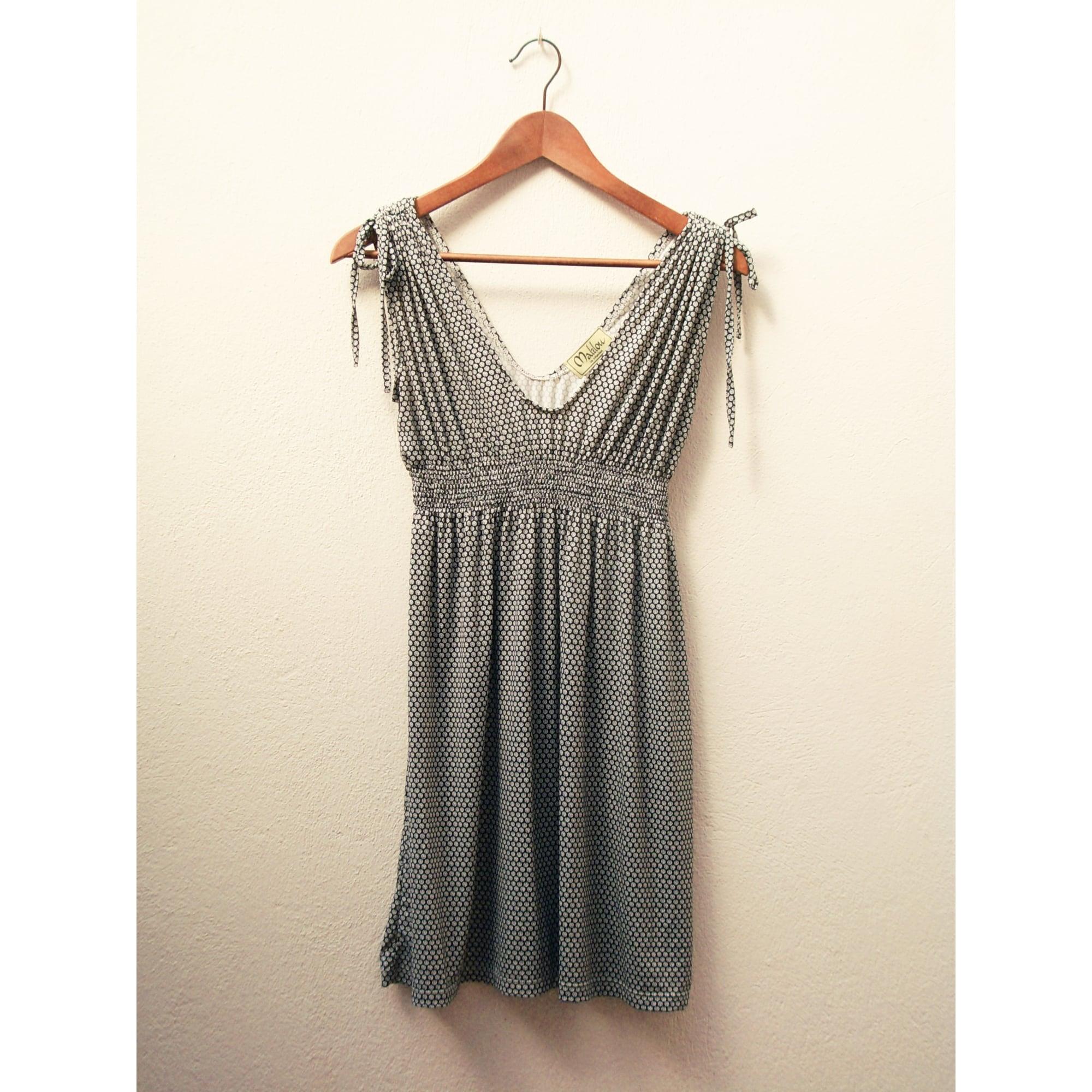 robe courte malilou (Île de la rÉunion) taille unique noir - 110949