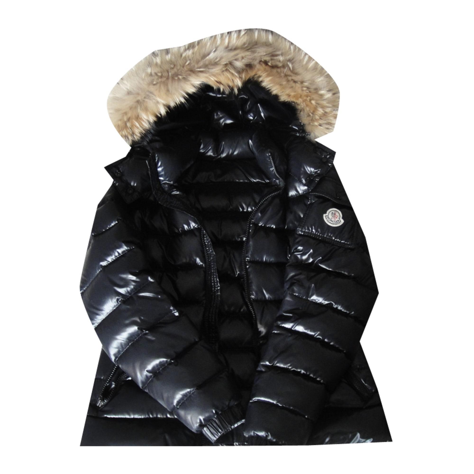 487702fd2207 Doudoune MONCLER 36 (S, T1) noir vendu par Marie helene 4266320 ...