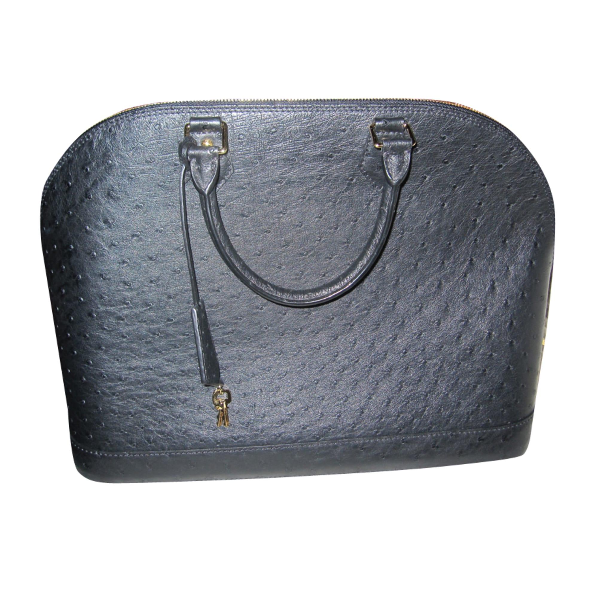 7ec031c9cccd Sac à main en cuir LOUIS VUITTON noir vendu par Shopname70470 - 1141068