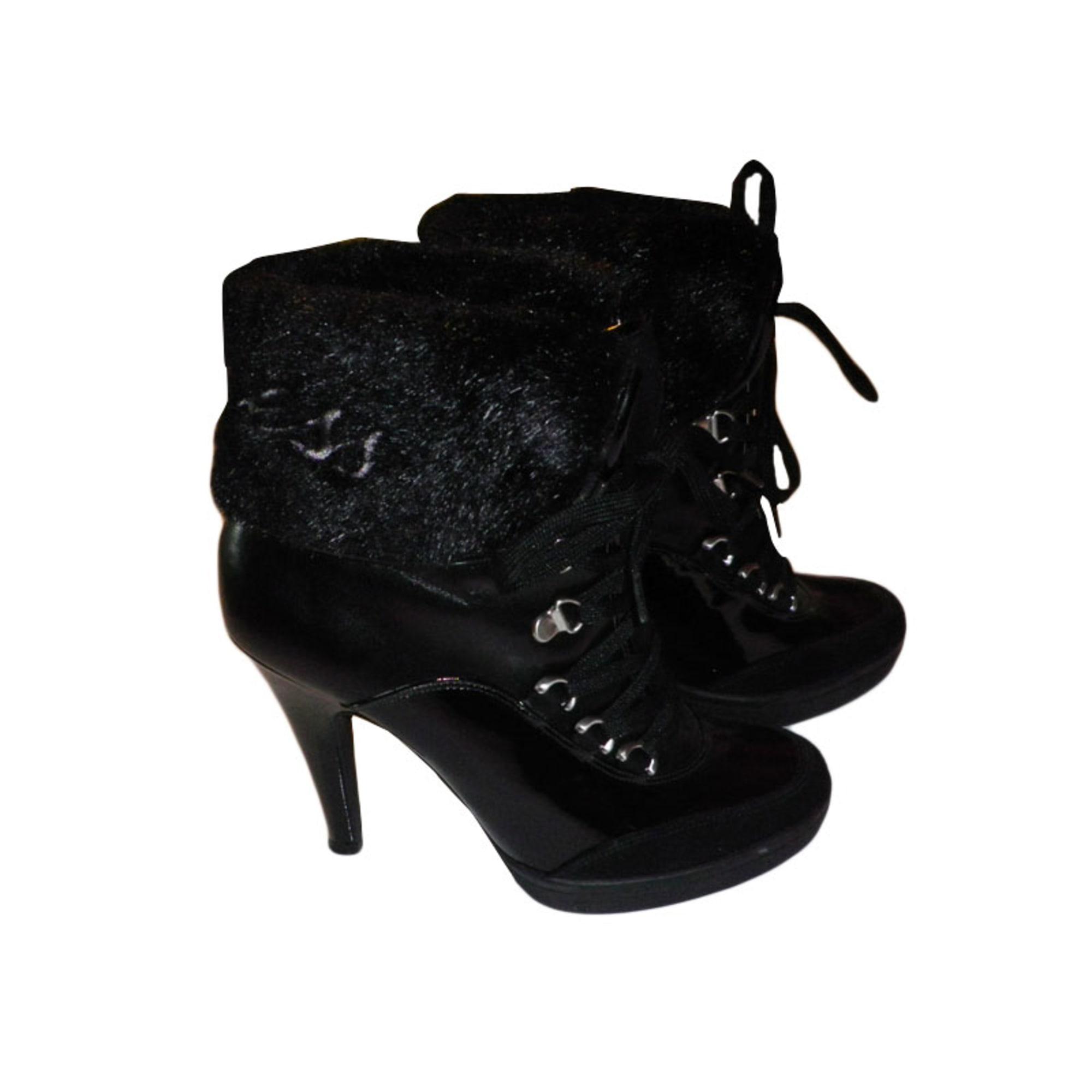 526abffe1665 High Heel Ankle Boots GUESS 37 black vendu par Sabrina 73267745 ...