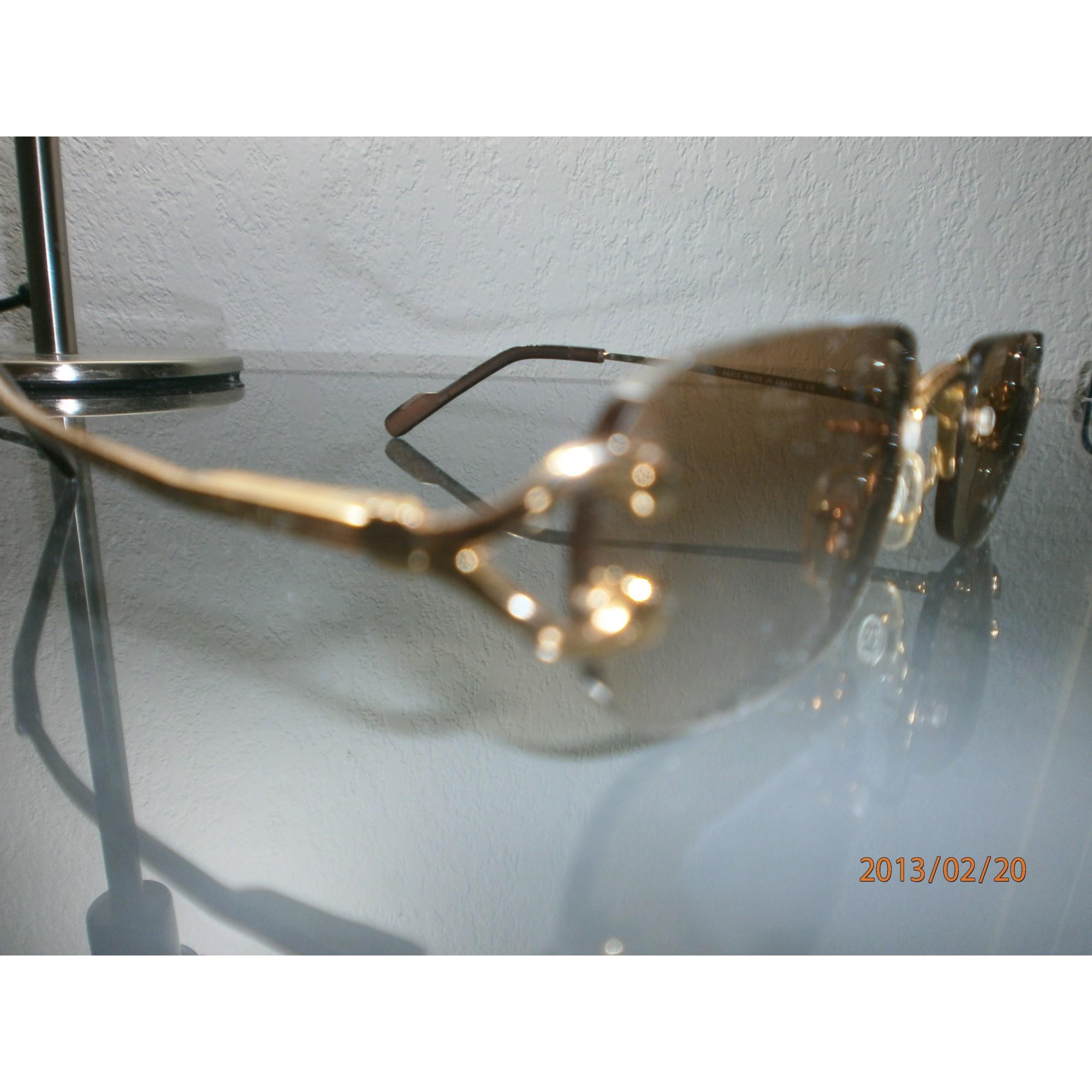 7142ebeb94d Lunettes de soleil CARTIER doré vendu par Shopname275964 - 1195544