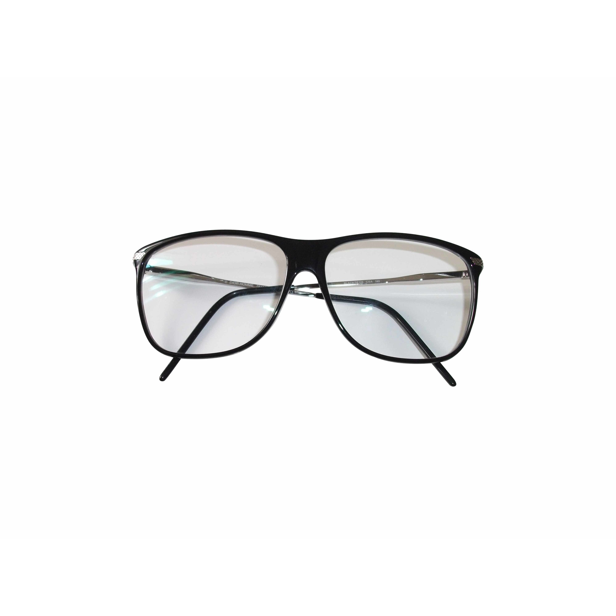 Monture de lunettes DIOR HOMME Noir