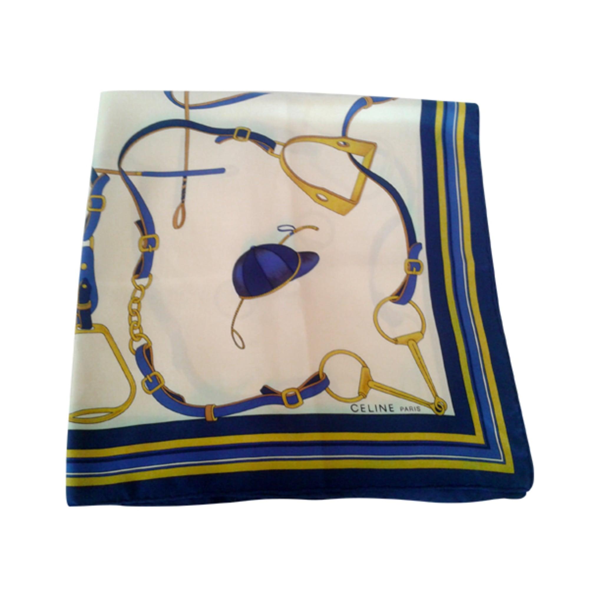 Foulard CÉLINE multicouleur vendu par Lateliermodesque56833 - 1213798 1c57c45af95