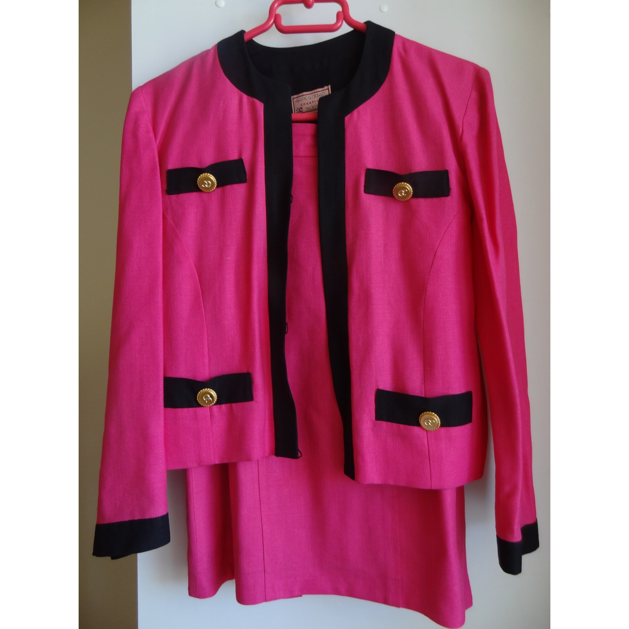 dc51f9351354b4 Tailleur jupe MAXI LIBRATI