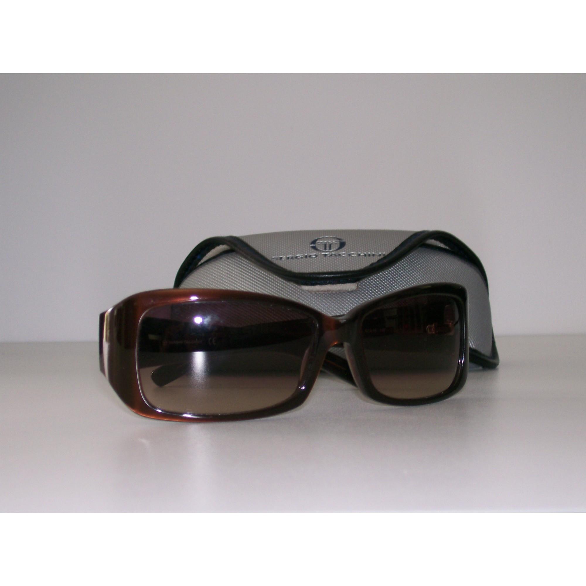 014d47359d57c3 Lunettes de soleil SERGIO TACCHINI marron vendu par 23 avenue52819 ...