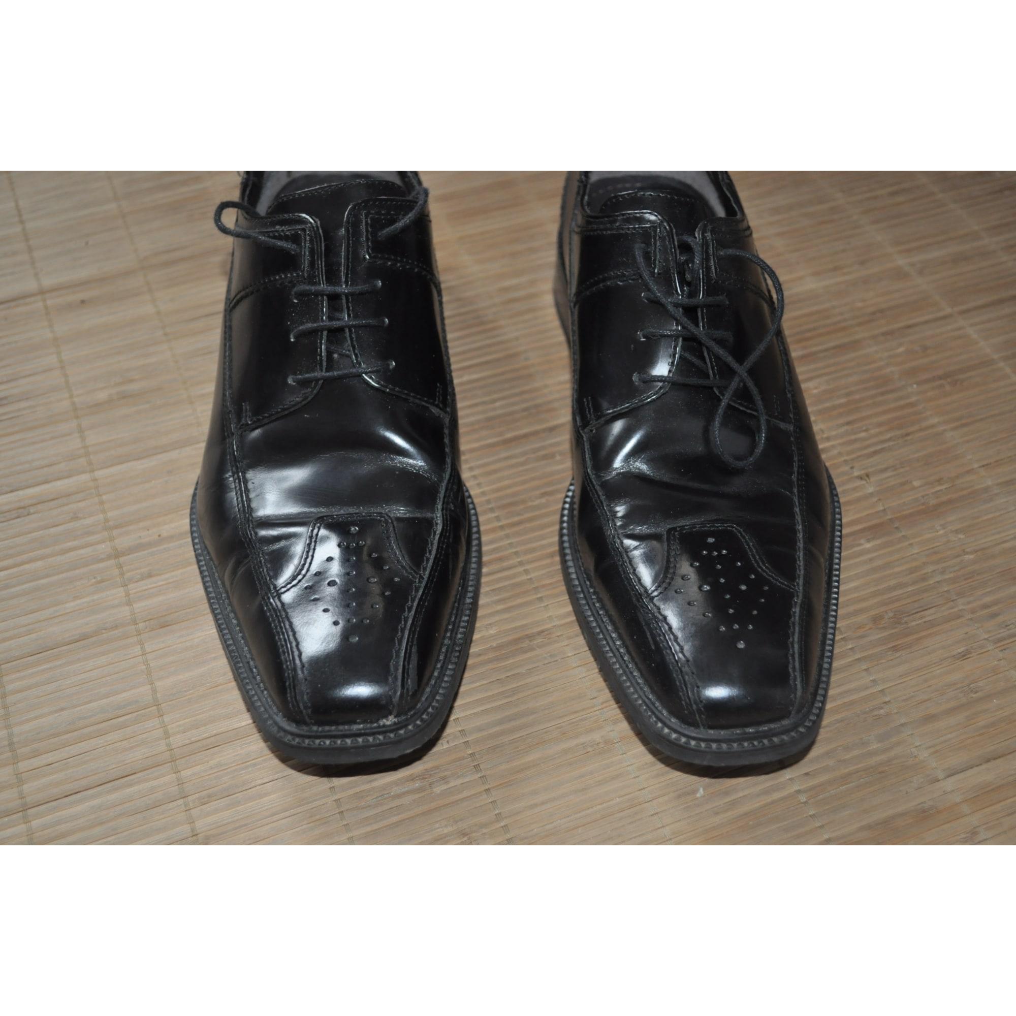 Lace up shoes tony raff black jpg 2000x2000 Raff shoes b9bd23fc6