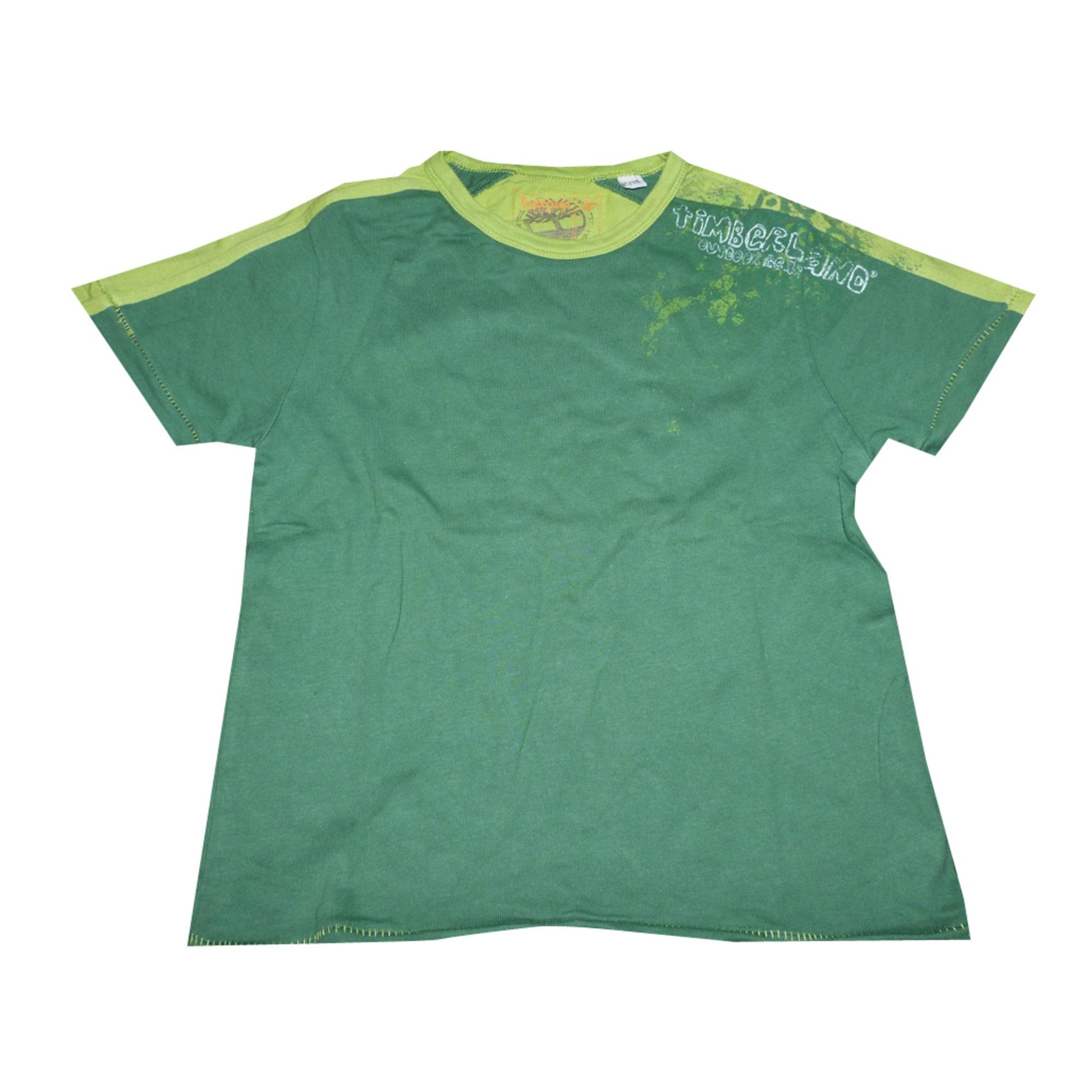 Tee-shirt TIMBERLAND Vert