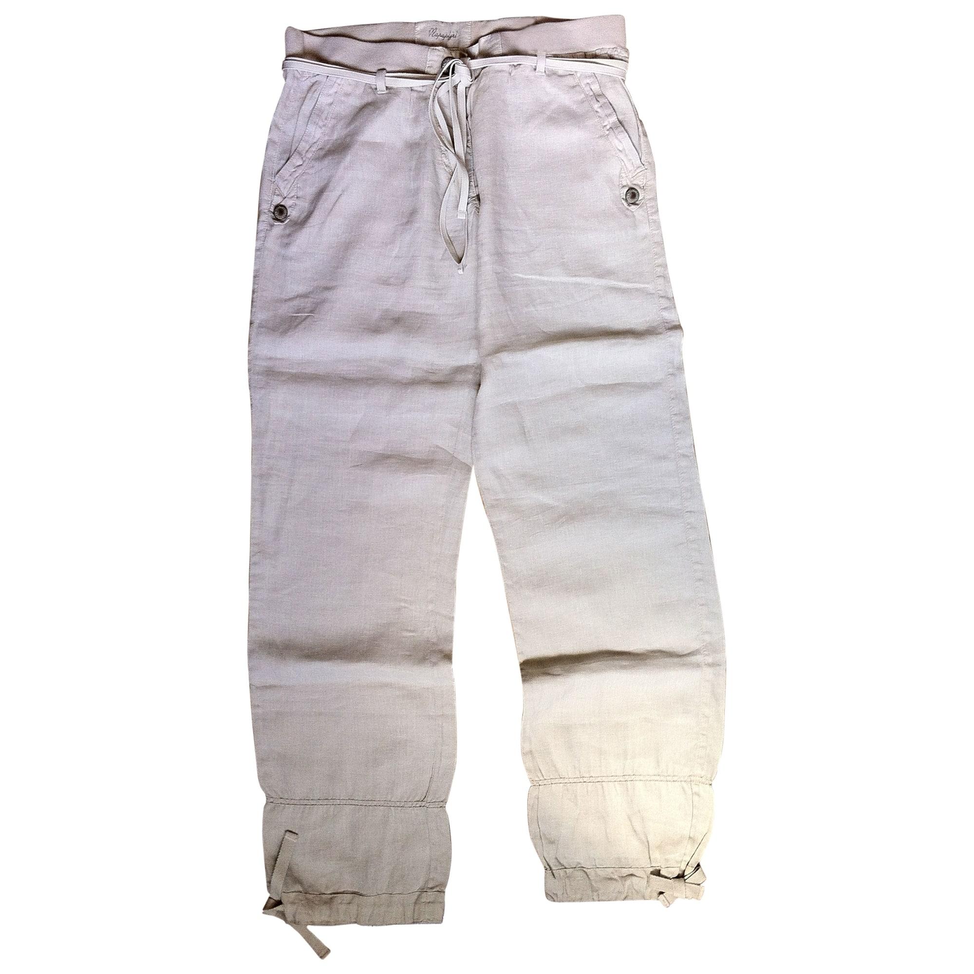 Pantalon lxl Par Napapijri 42 Vendu Beige Dom32260 Droit T4 ww6fBvzHq