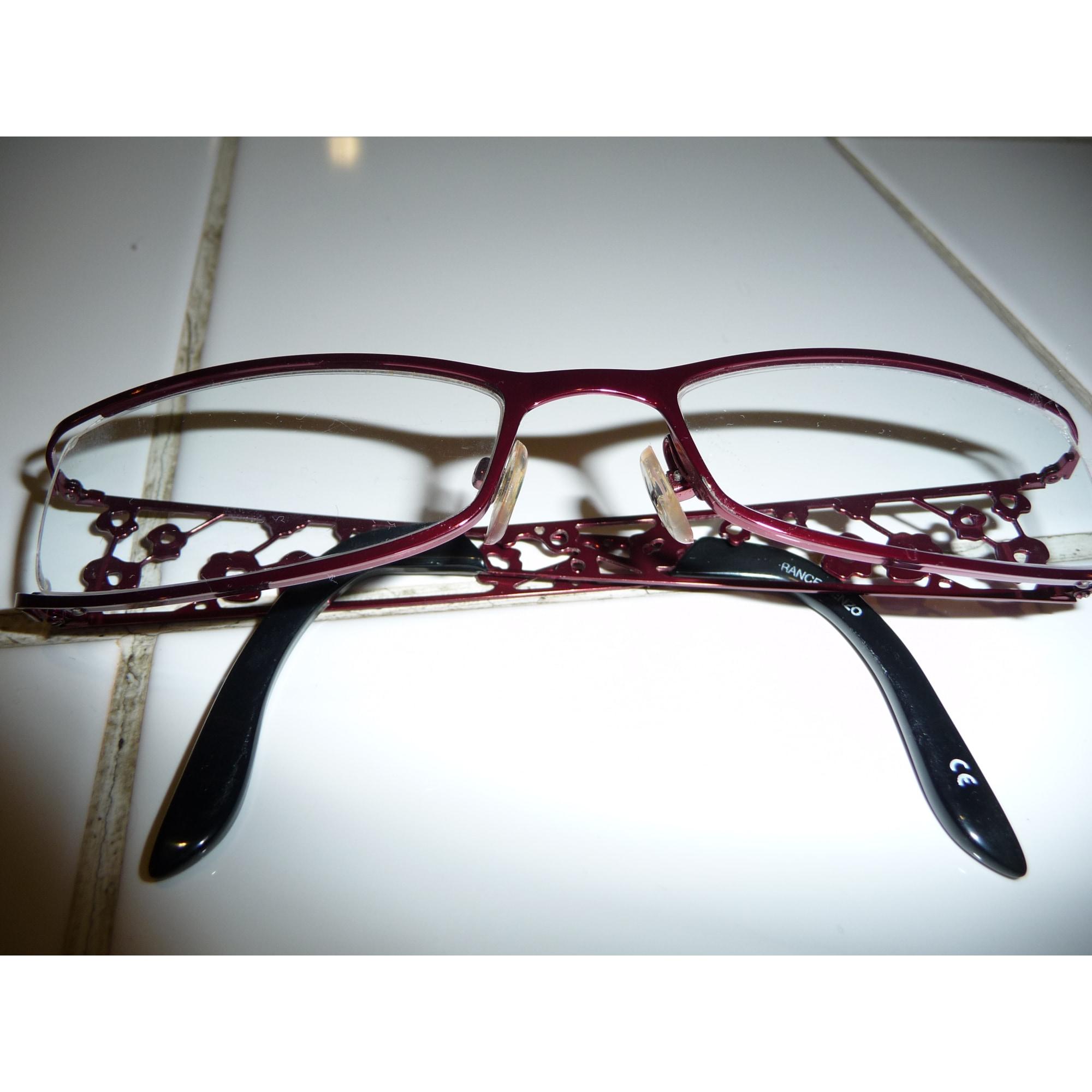 d9adac55e4f6e Monture de lunettes KENZO rouge - 1374796