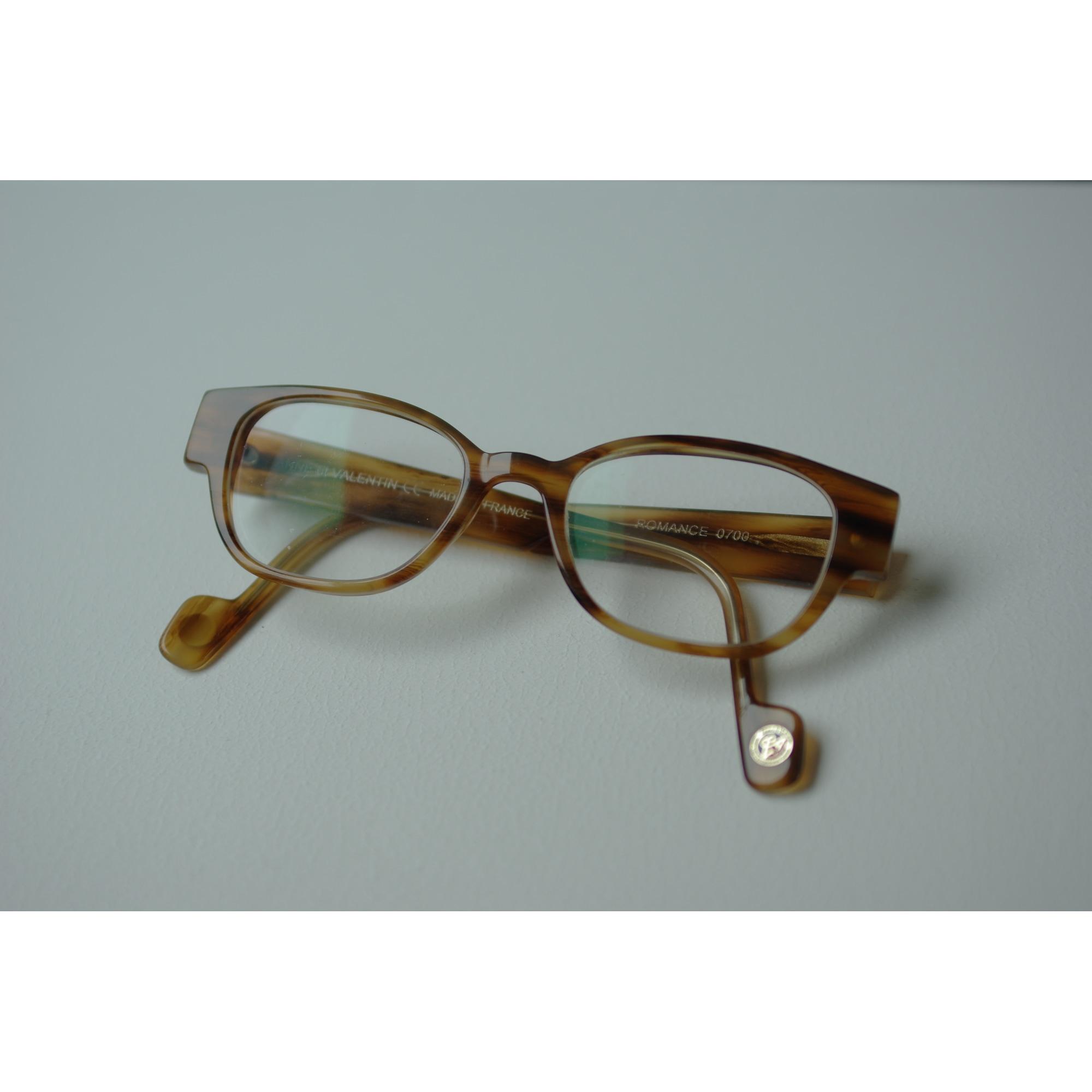 217bd5db9dd093 Monture de lunettes ANNE   VALENTIN beige - 1388116