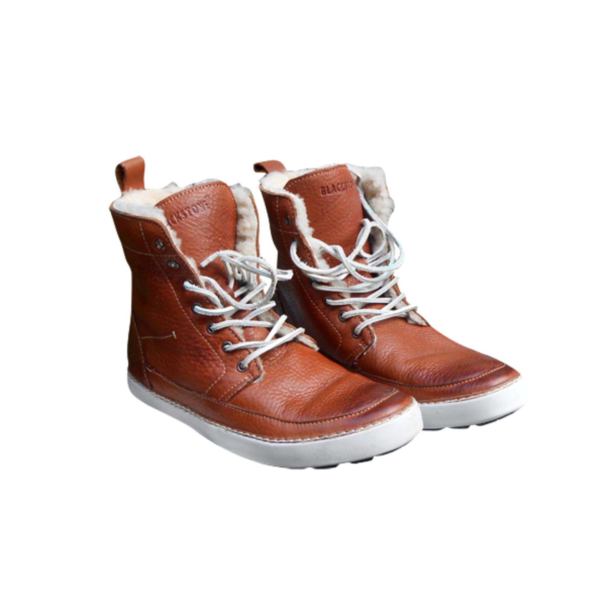 4e2d339b1d Chaussures à lacets BLACKSTONE 42 marron vendu par Mathieu ...