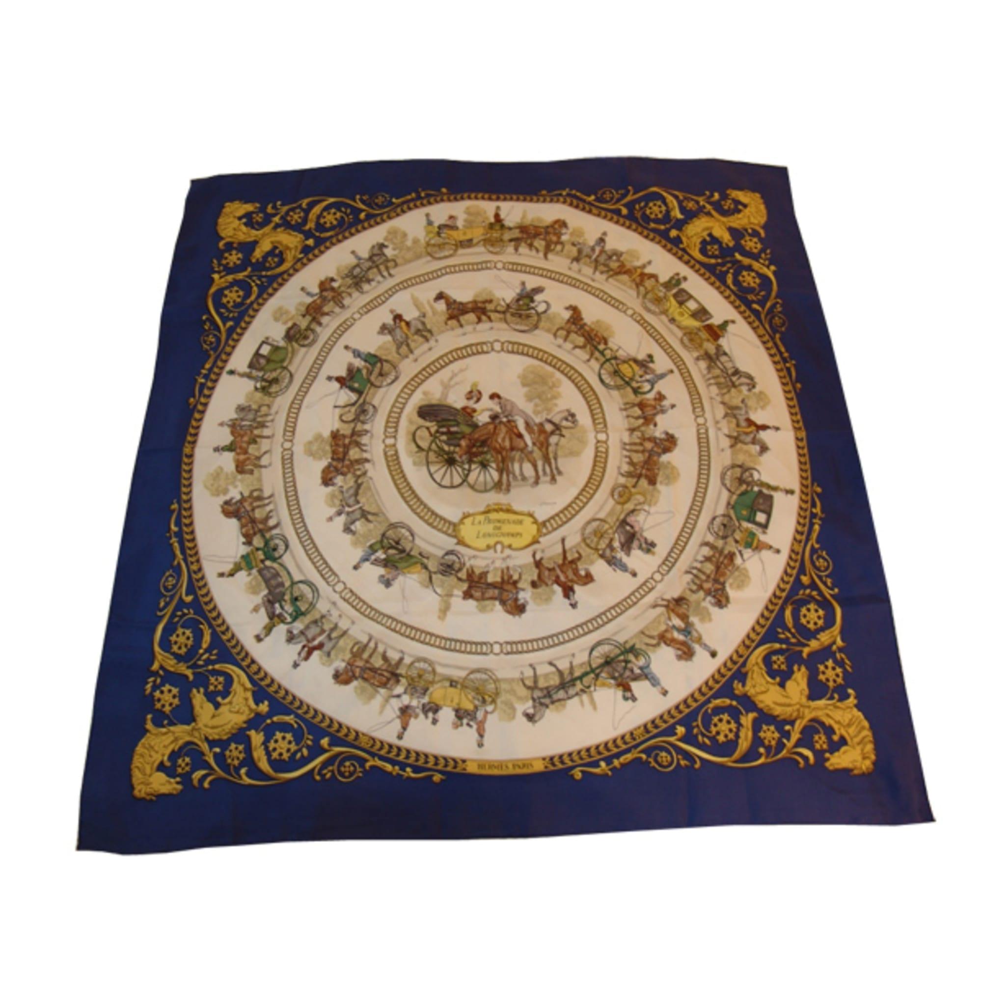 Foulard HERMÈS multicouleur vendu par D annabelle 5135064 - 1479539 31496c70157