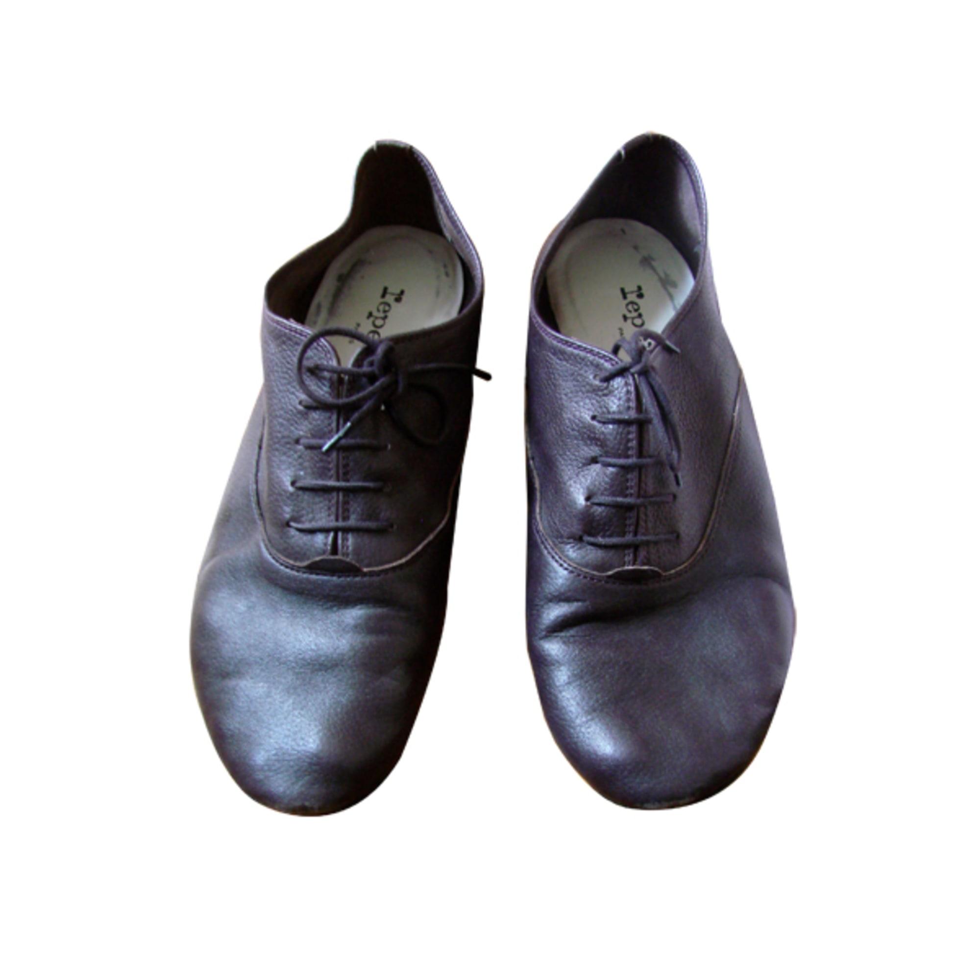 Occasion - Boots à lacetsRepetto j46Hx