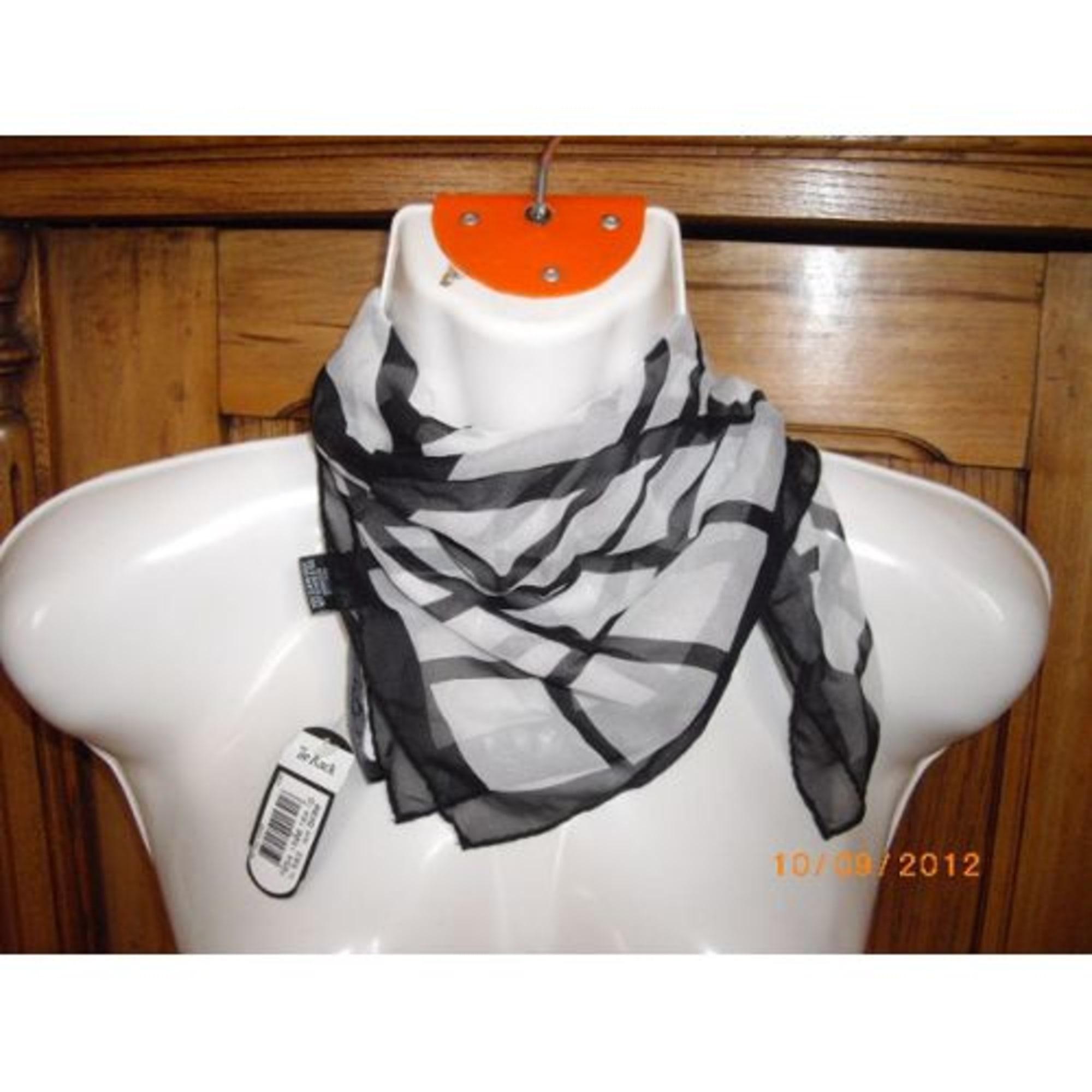 Silk Scarf TIE RACK multicolor vendu par Crisann51848 - 1513629