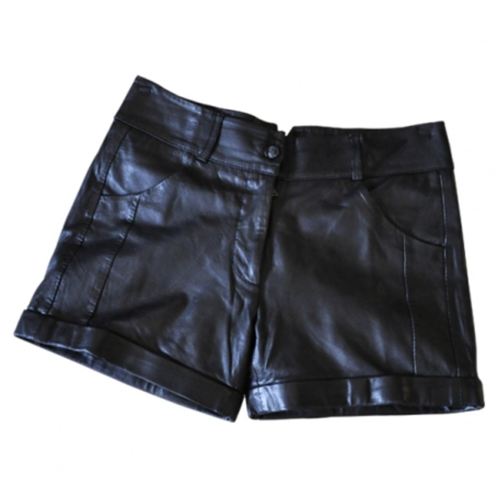 5319821825 Short THE KOOPLES 38 (M, T2) noir vendu par Floraqua - 1524454