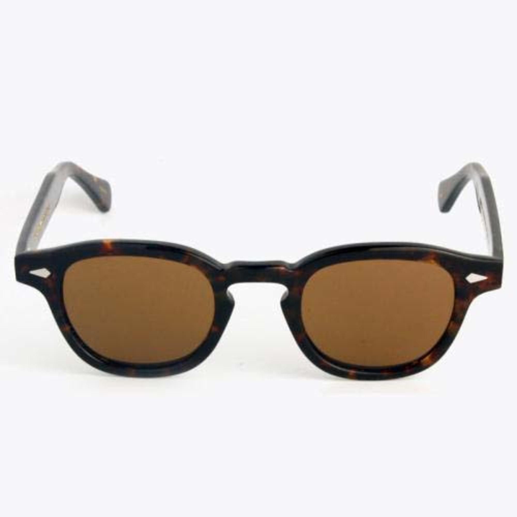a2f820ceb2354b Lunettes de soleil MOSCOT marron vendu par Black and blue468876 ...