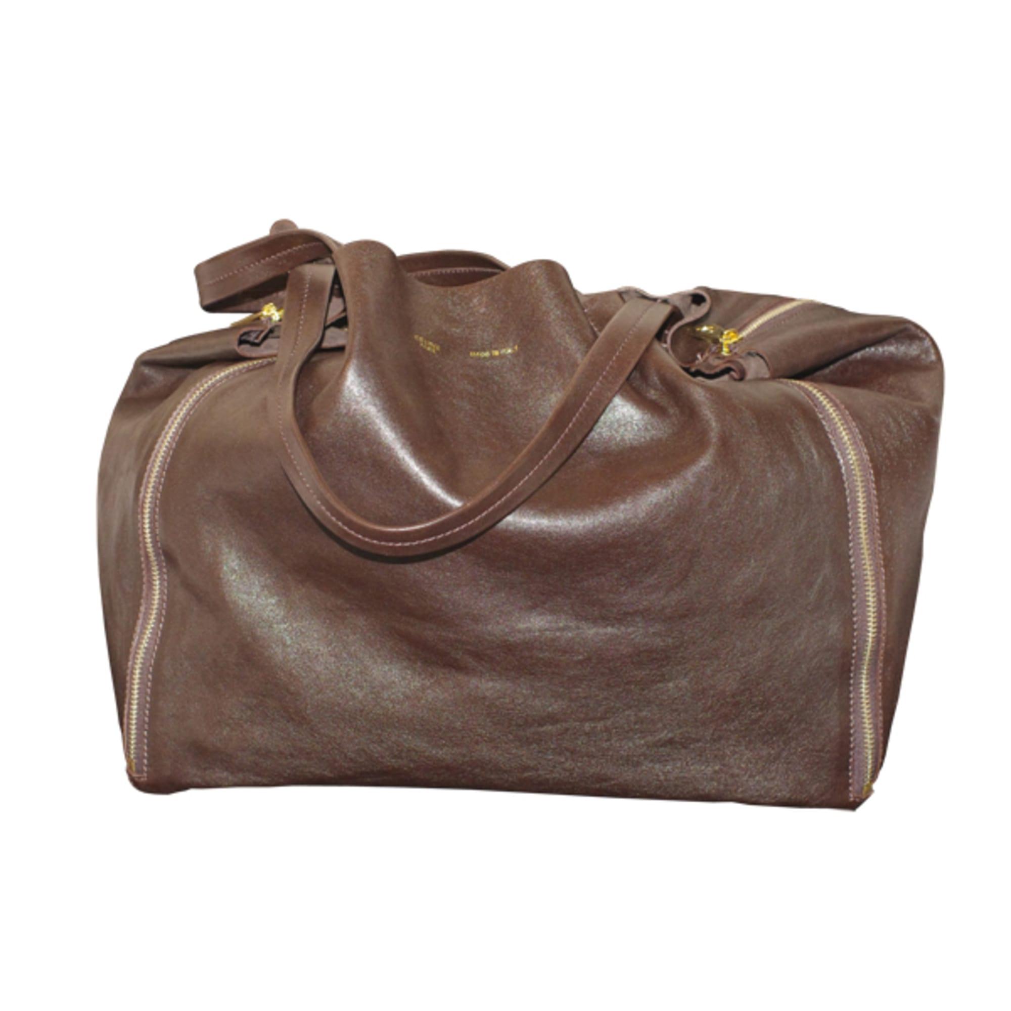 f6c34f3901 Sac à main en cuir CÉLINE marron vendu par Be nice - 1559877