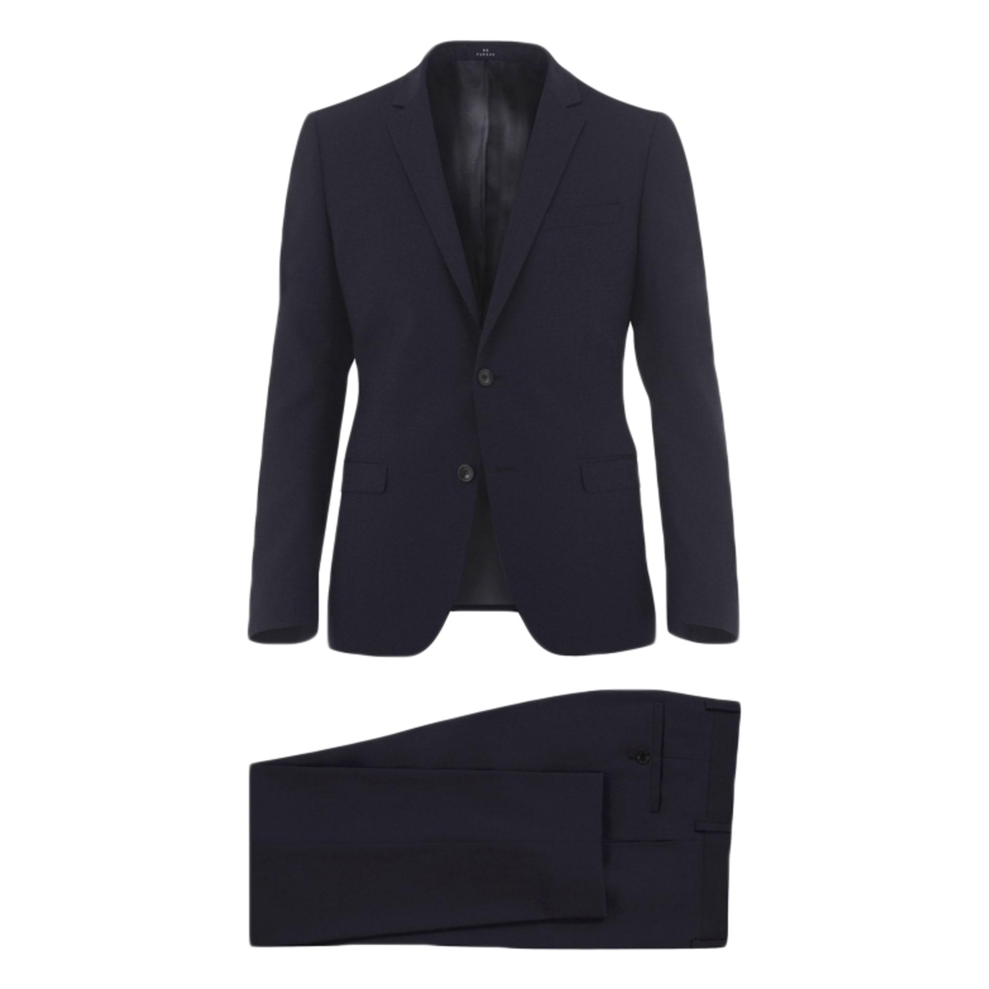 Costume complet DE FURSAC 44 (S) bleu vendu par Christian 65478614 ... 53226826af2