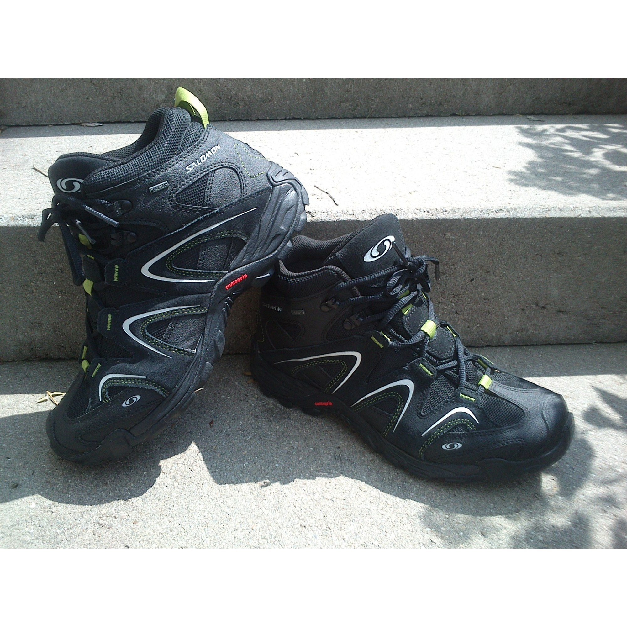 sport SALOMON de noir 1587568 42 Chaussures iuOTPZXk
