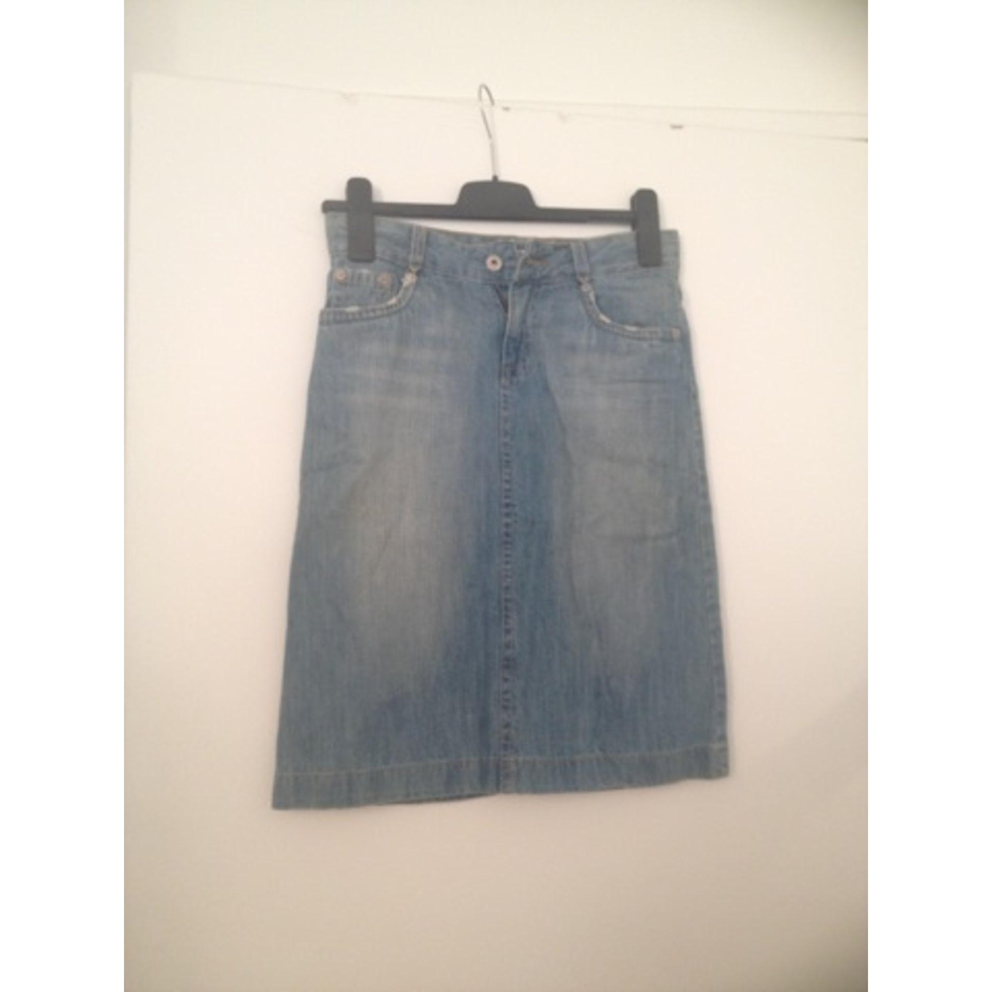 712e39eb41 Gonna di jeans ZARA