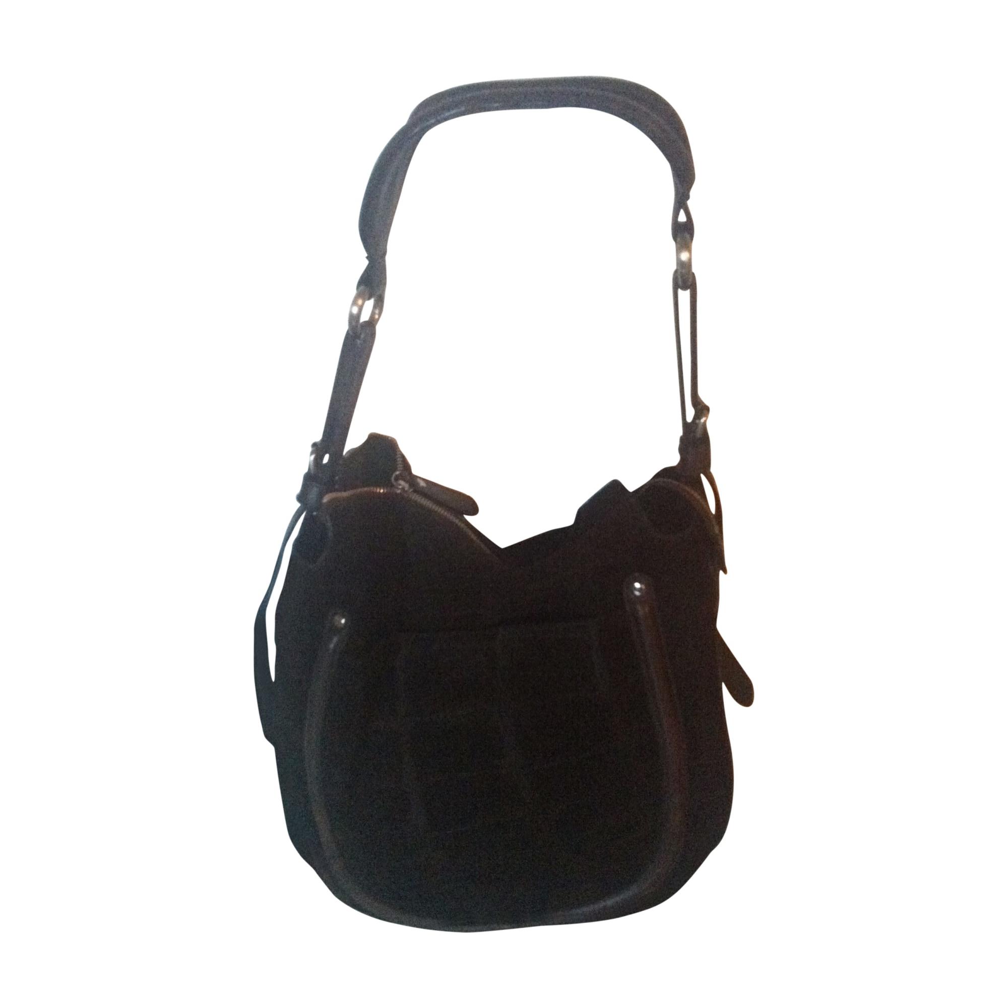fea09f3c97bef Sac en bandoulière en cuir SEQUOIA marron vendu par Melie21843 - 1604204