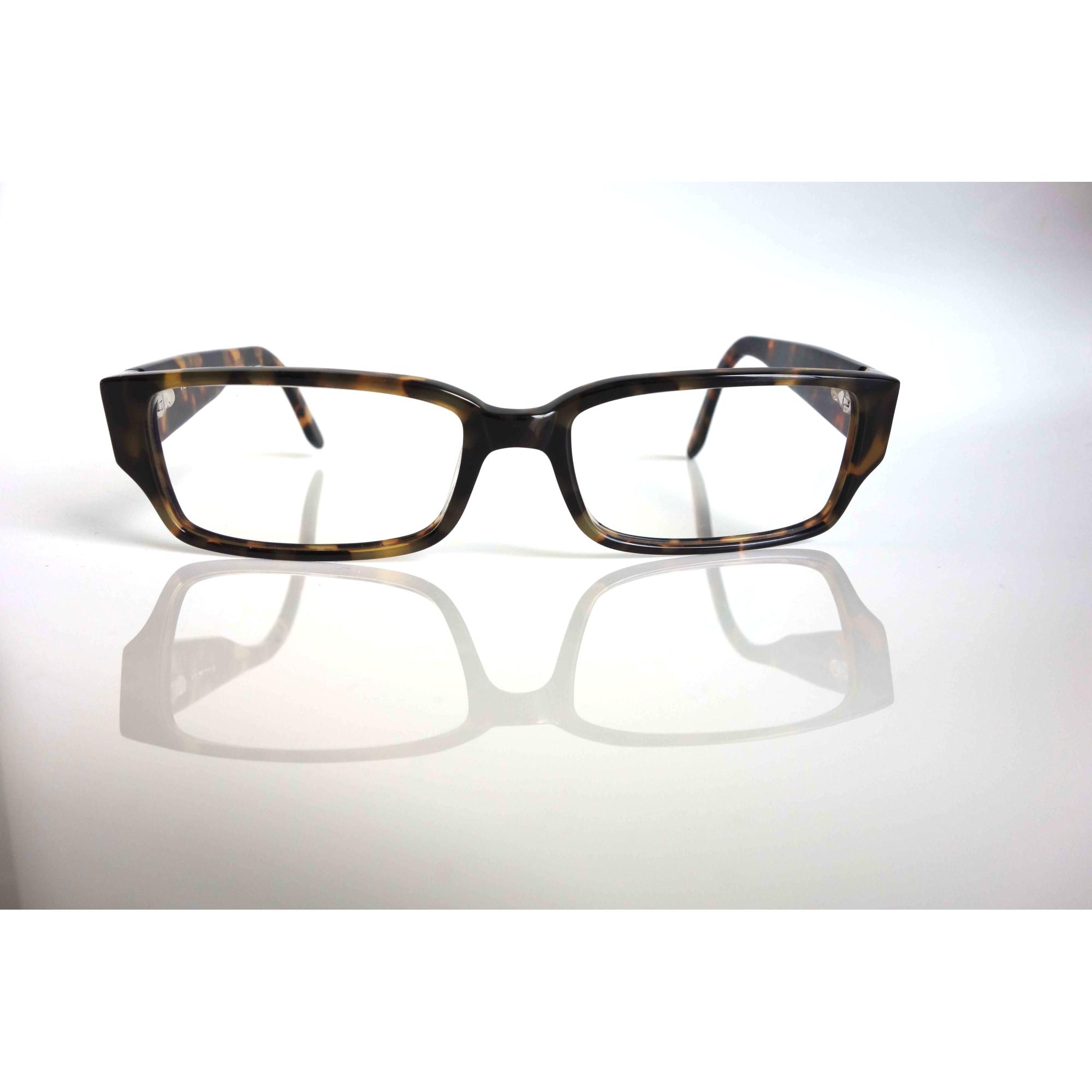 Monture de lunettes LUKKAS ecaille marron foncé et miel - 1604918 10ab5df09c1d