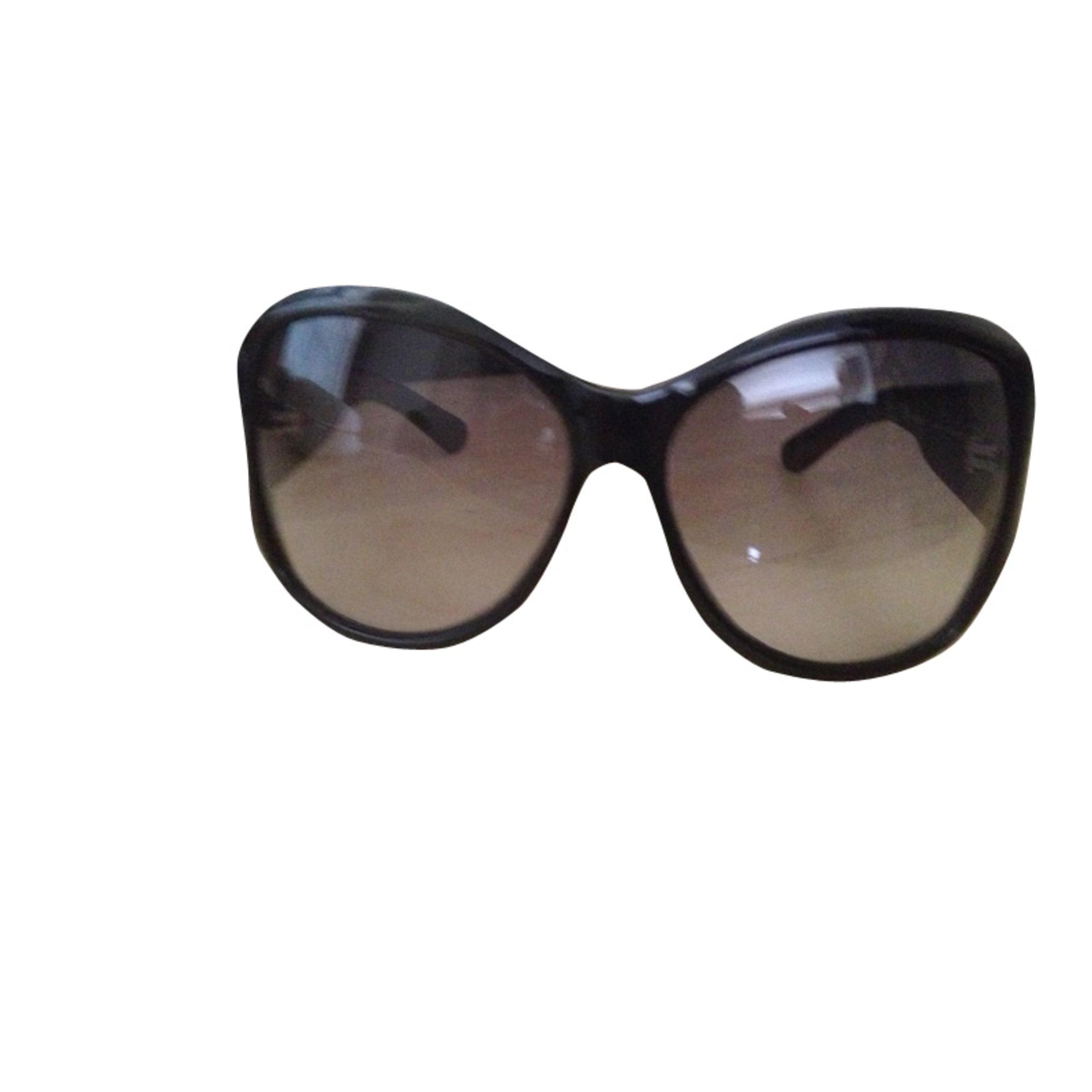 monture de lunettes yves saint laurent noir 1615876. Black Bedroom Furniture Sets. Home Design Ideas