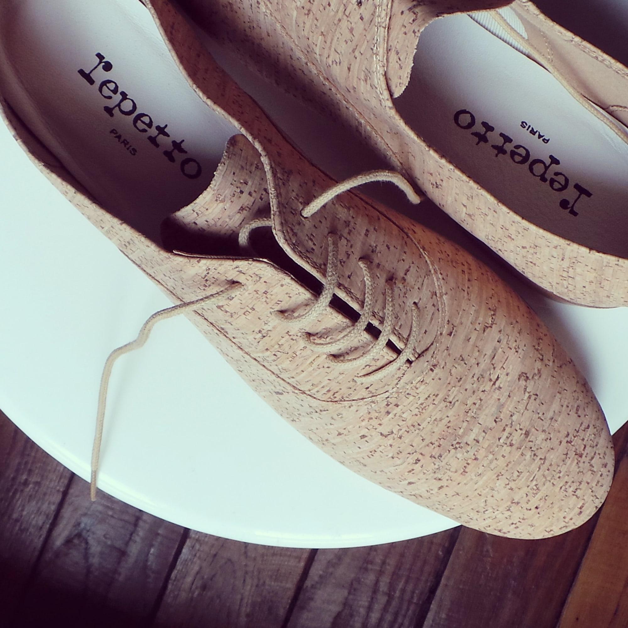 7036b13de61d4 Chaussures à lacets REPETTO 40 liège vendu par Shopname4369 - 1622485