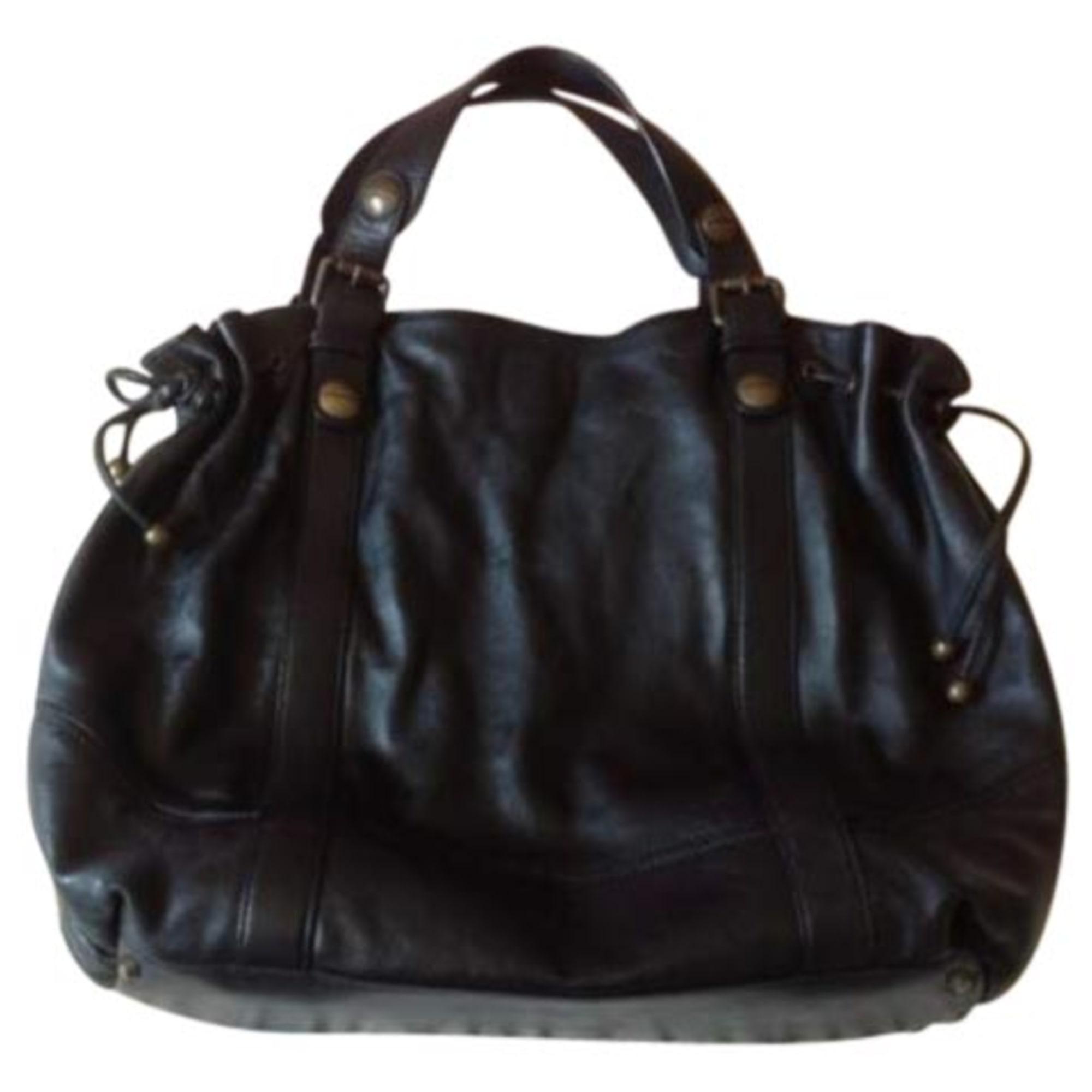 6ef114ae60 Sac XL en cuir GERARD DAREL noir vendu par Crisanta - 1656202