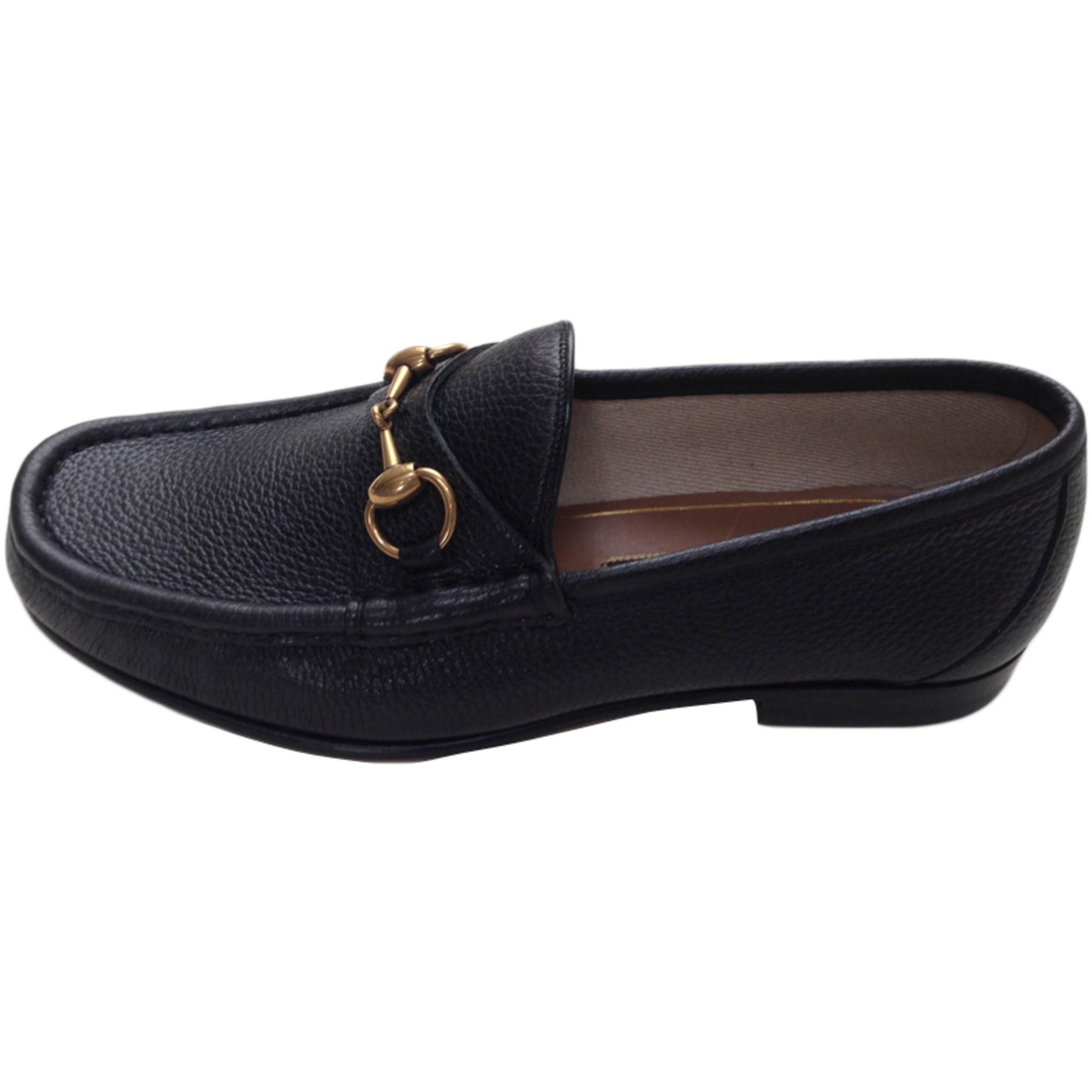 Mocassins GUCCI 40,5 noir vendu par Adresse privé5170 - 1699317 06d46751c0e