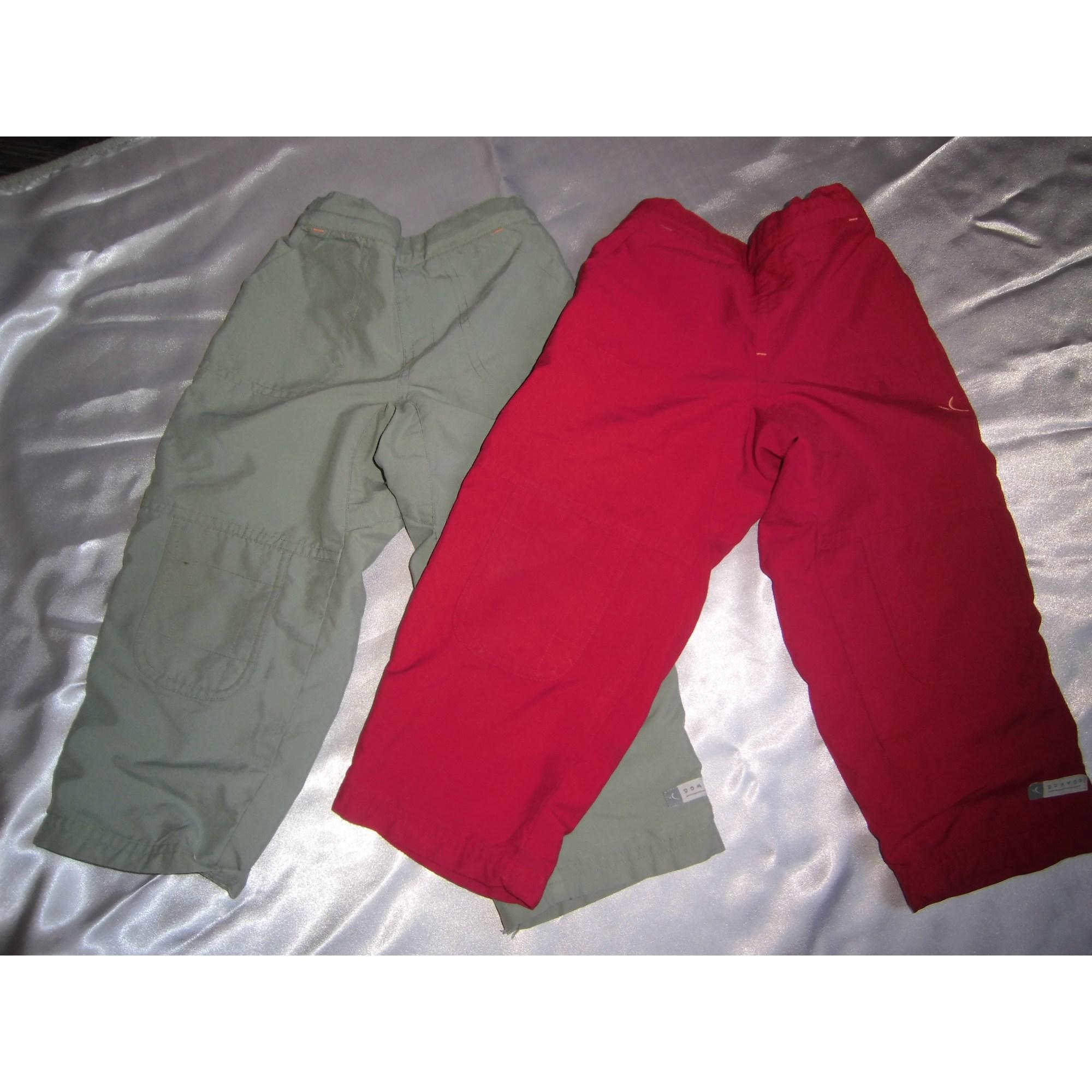 7c8e9087d7dd Pantalon de survêtement DÉCATHLON 3-4 ans multicouleur - 1733453