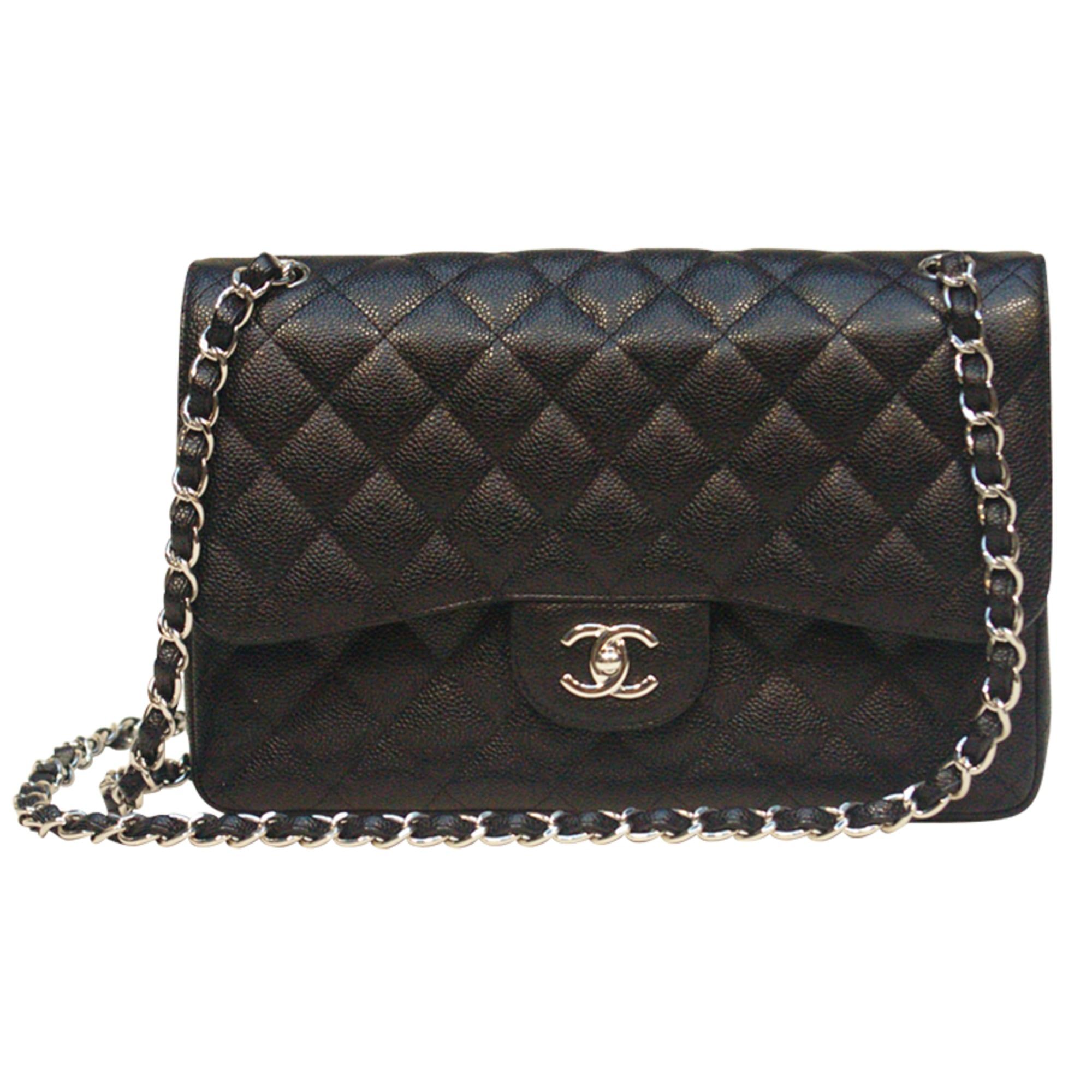Sac XL en cuir CHANEL noir vendu par Emma 2897885 - 1775260 7d66662da5f2