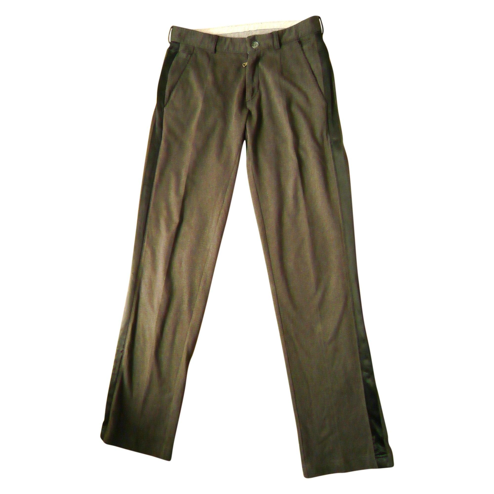 7ab461fd8008c4 Pantalon large DOLCE   GABBANA 40 (M) gris - 1787334