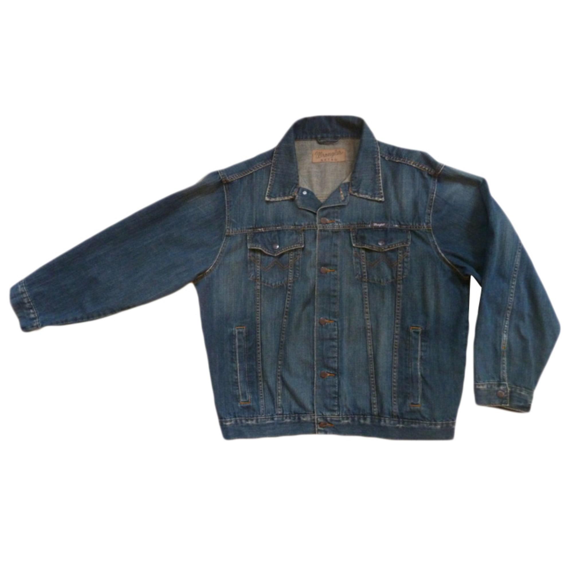 En Vendu Bleu xl 1814366 Par Jean Wrangler Veste Shopname67802 58 SdwF1Fq 2bf6e58989d