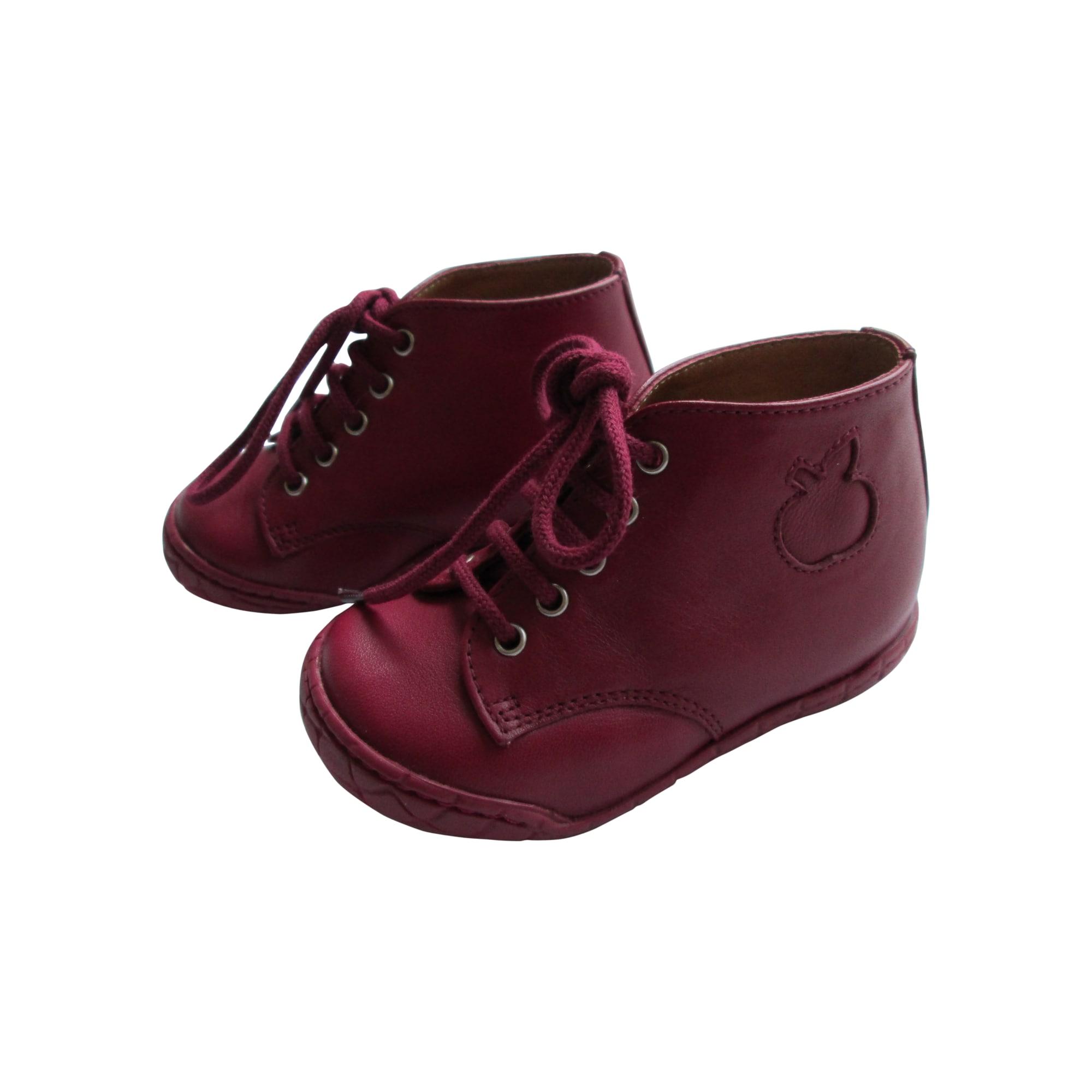8b95c8bda25f1 Chaussures à lacets POM D API 18 rose - 1847210