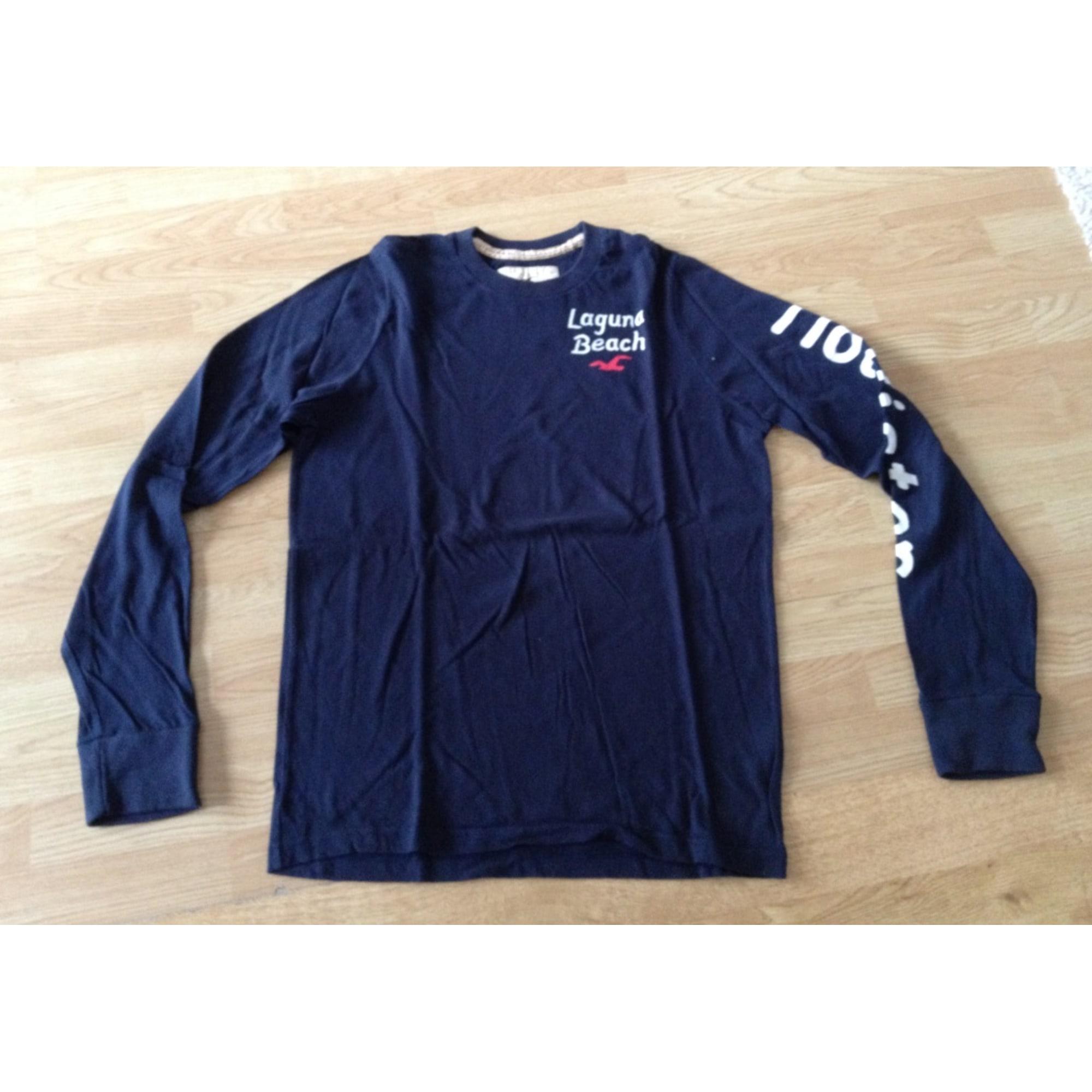 9a14ed6d95 Sweat HOLLISTER Bleu, bleu marine, bleu turquoise
