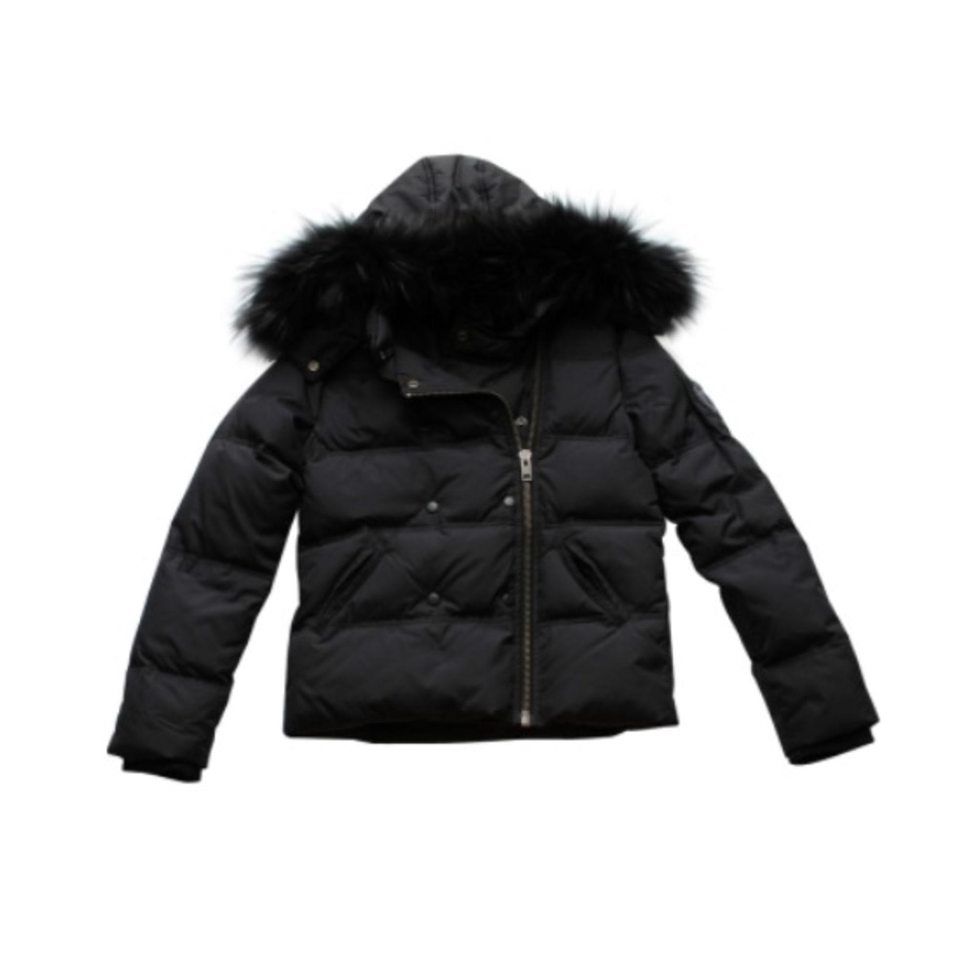 ed853249709e92 Doudoune BEL AIR 36 (S, T1) noir vendu par Shopname535104 - 1862957