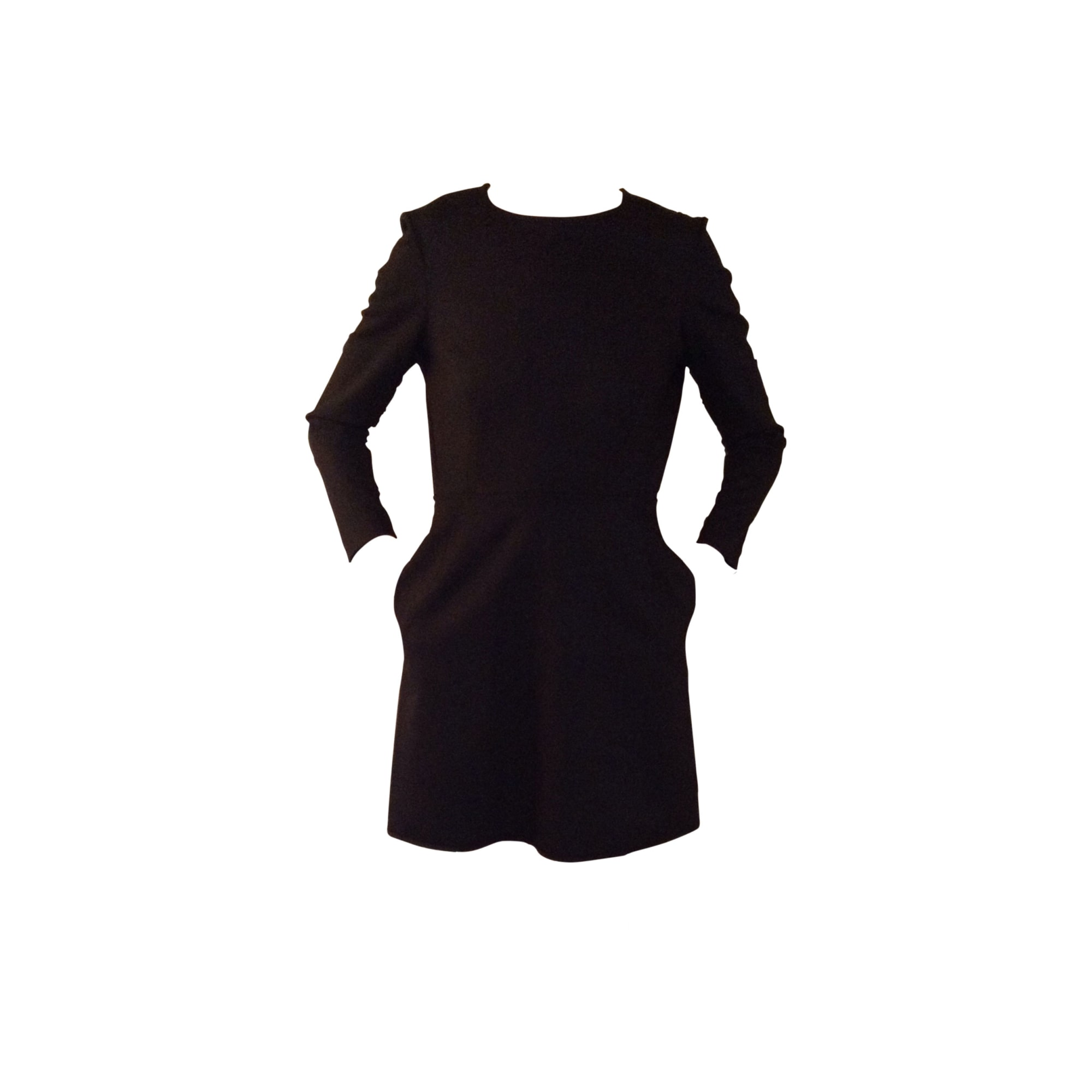 Robe courte VALENTINO Noir