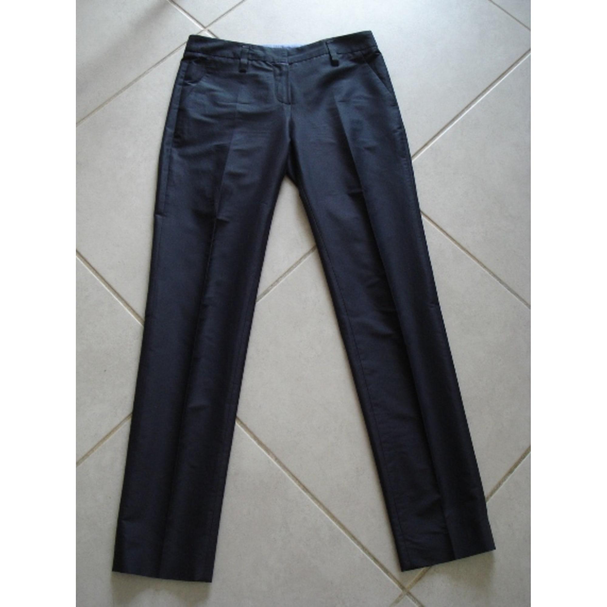 Pantalon droit SONIA BY SONIA RYKIEL Noir