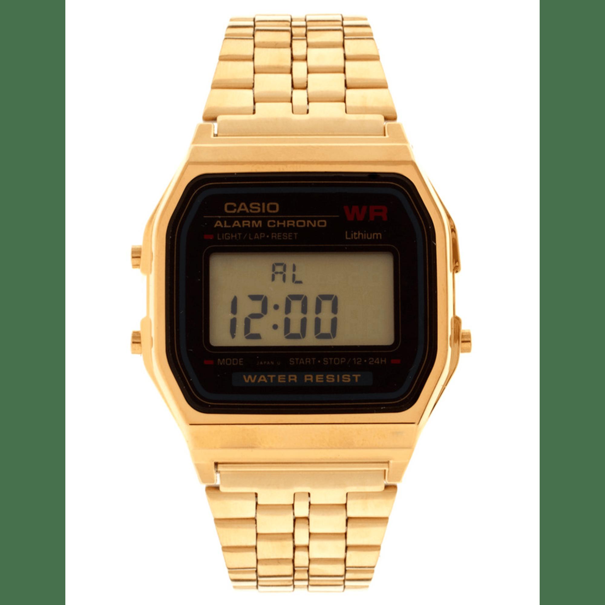 Montre au poignet CASIO doré vendu par Fils et frère 1983841 1wQU4