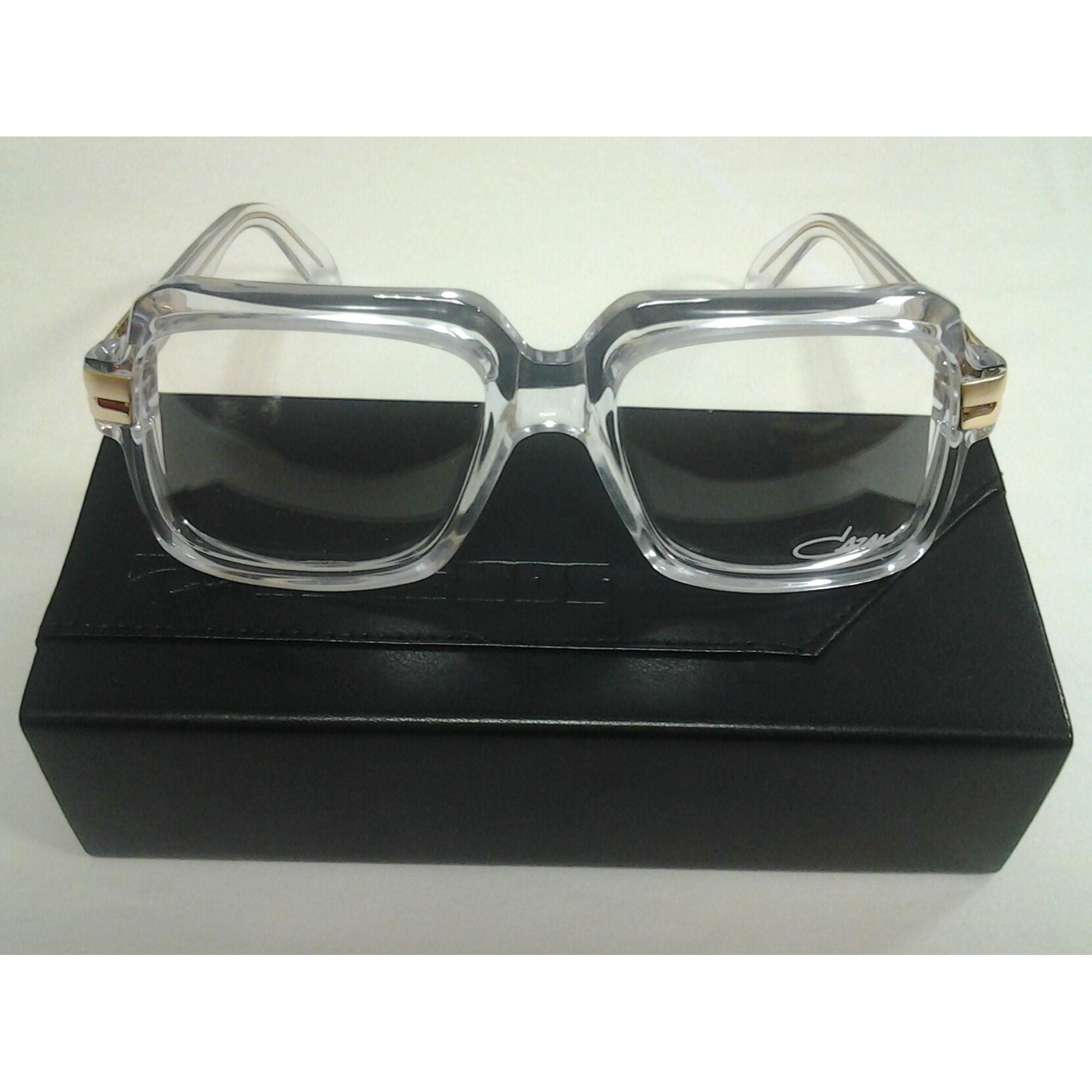 a45a90cba72d84 Monture de lunettes CAZAL EYEWEAR transparent   or - 2001100