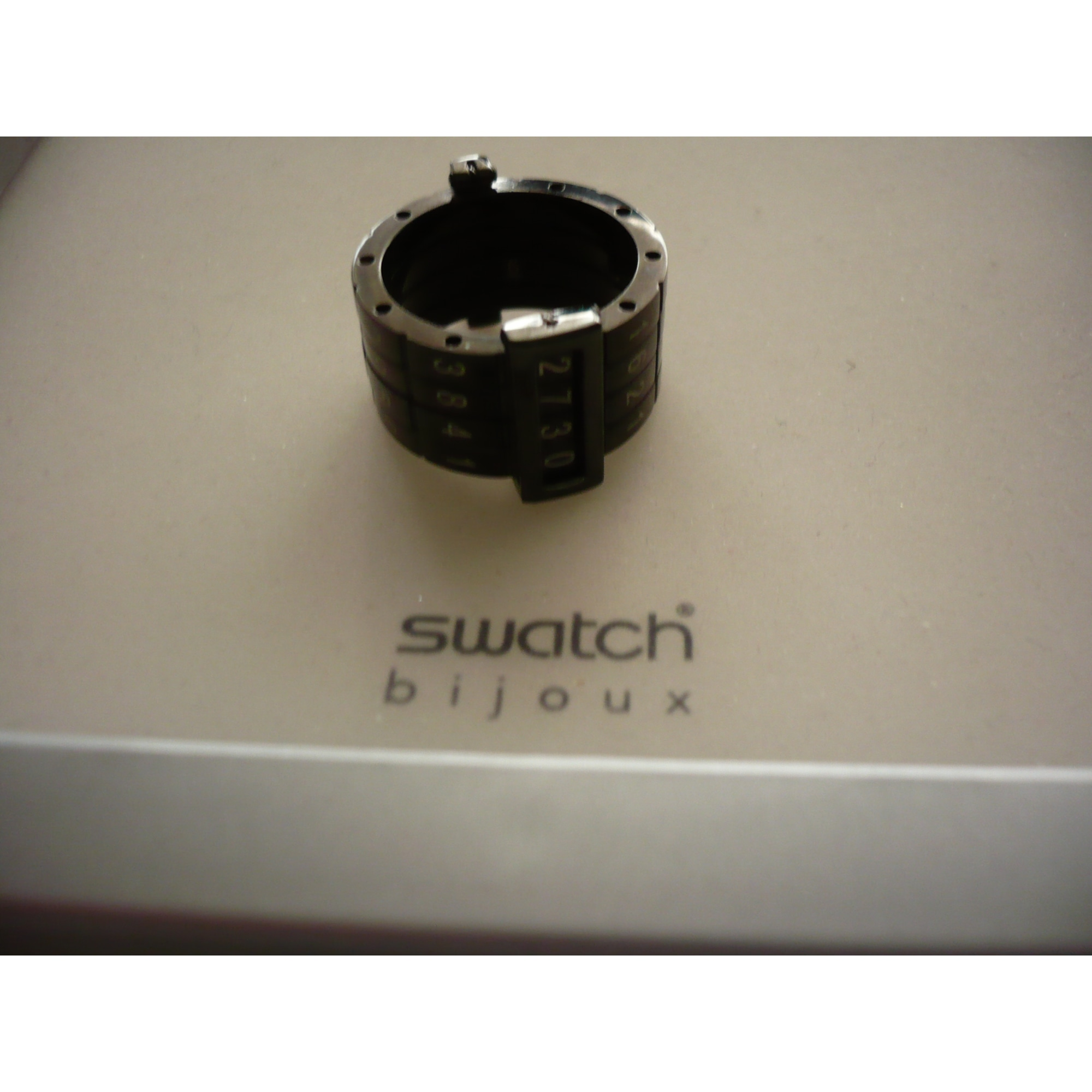 Correspondance taille bague swatch