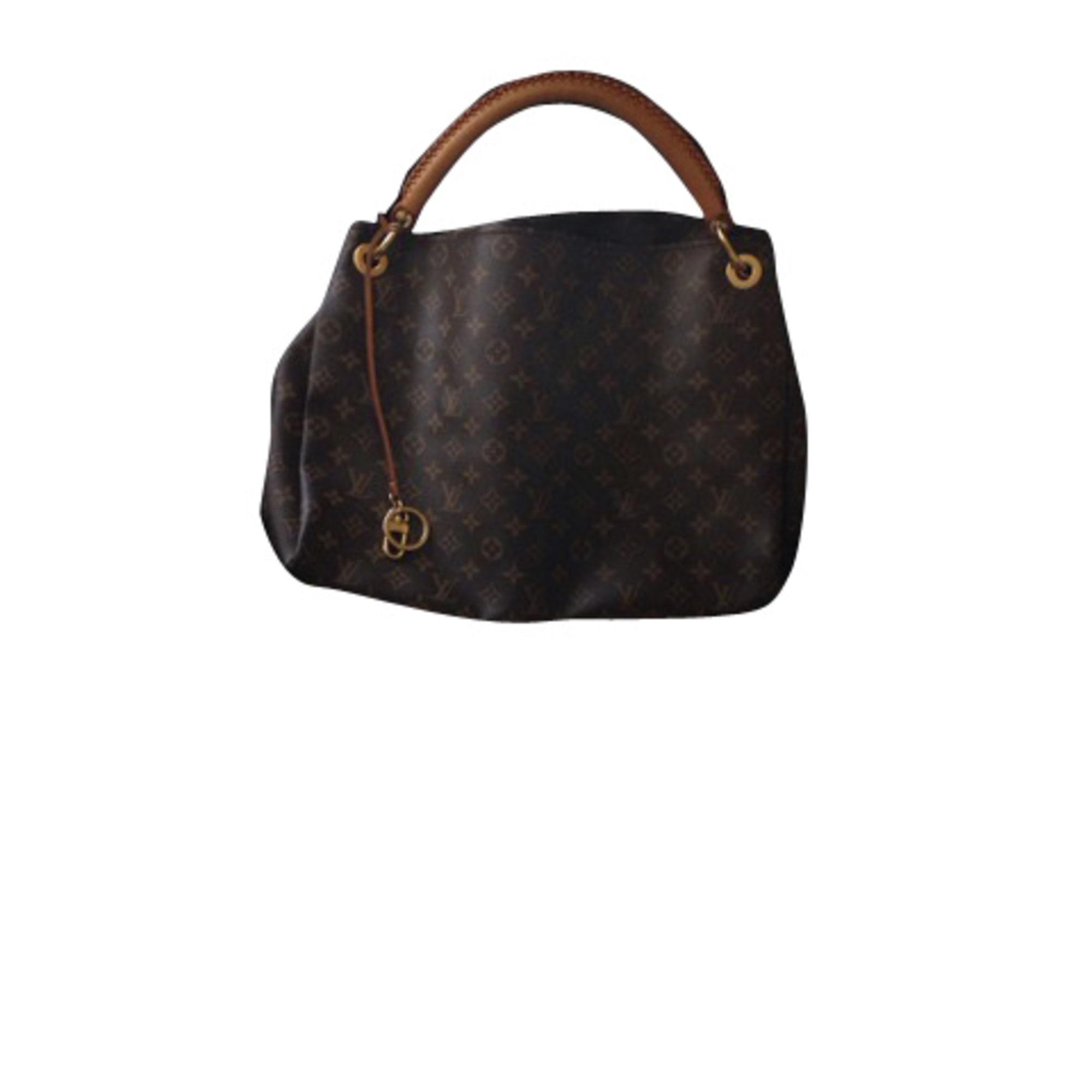 Sac XL en cuir LOUIS VUITTON marron vendu par Mistinguette10 - 2051732 5451a58e87d