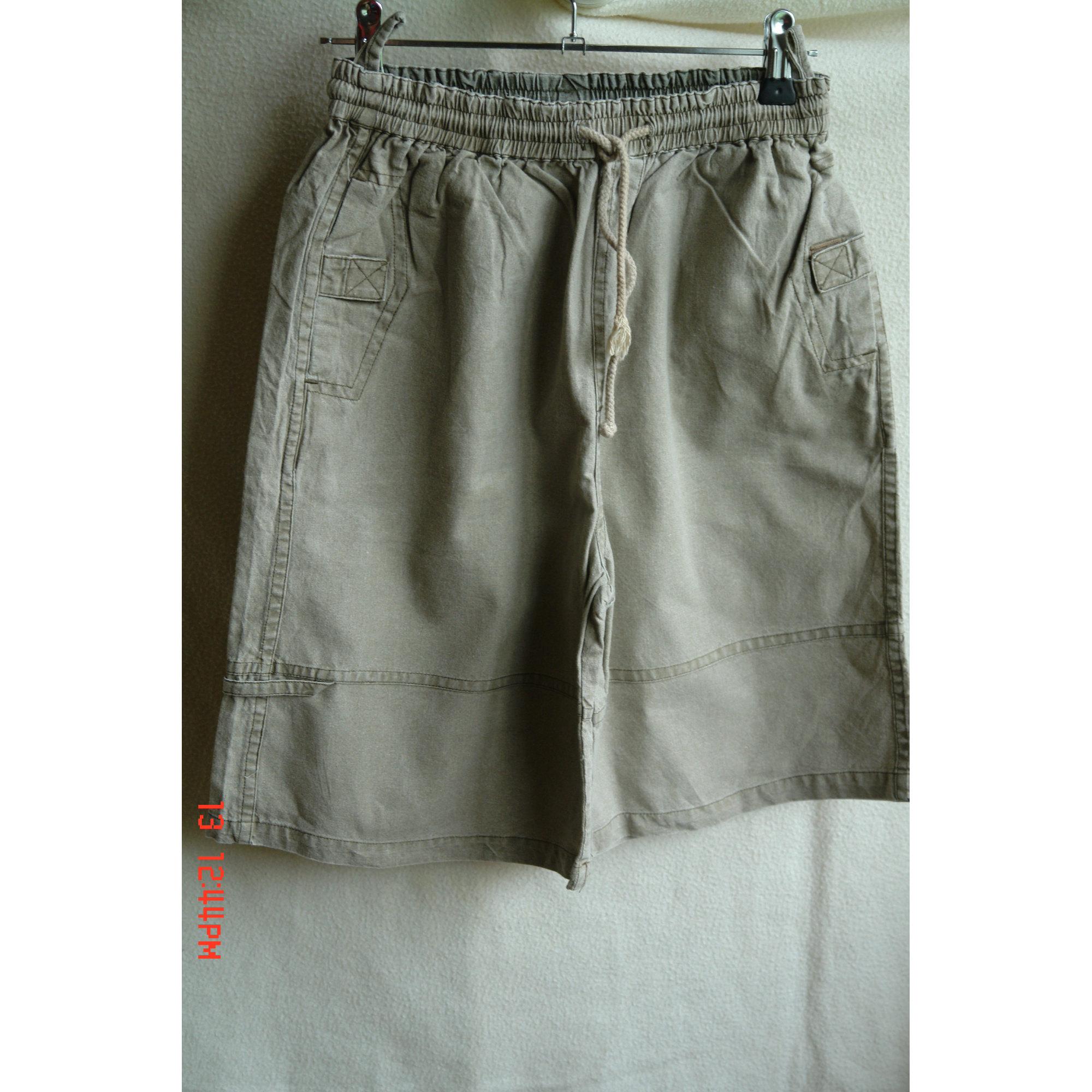 Bermuda Shorts ETIREL Green