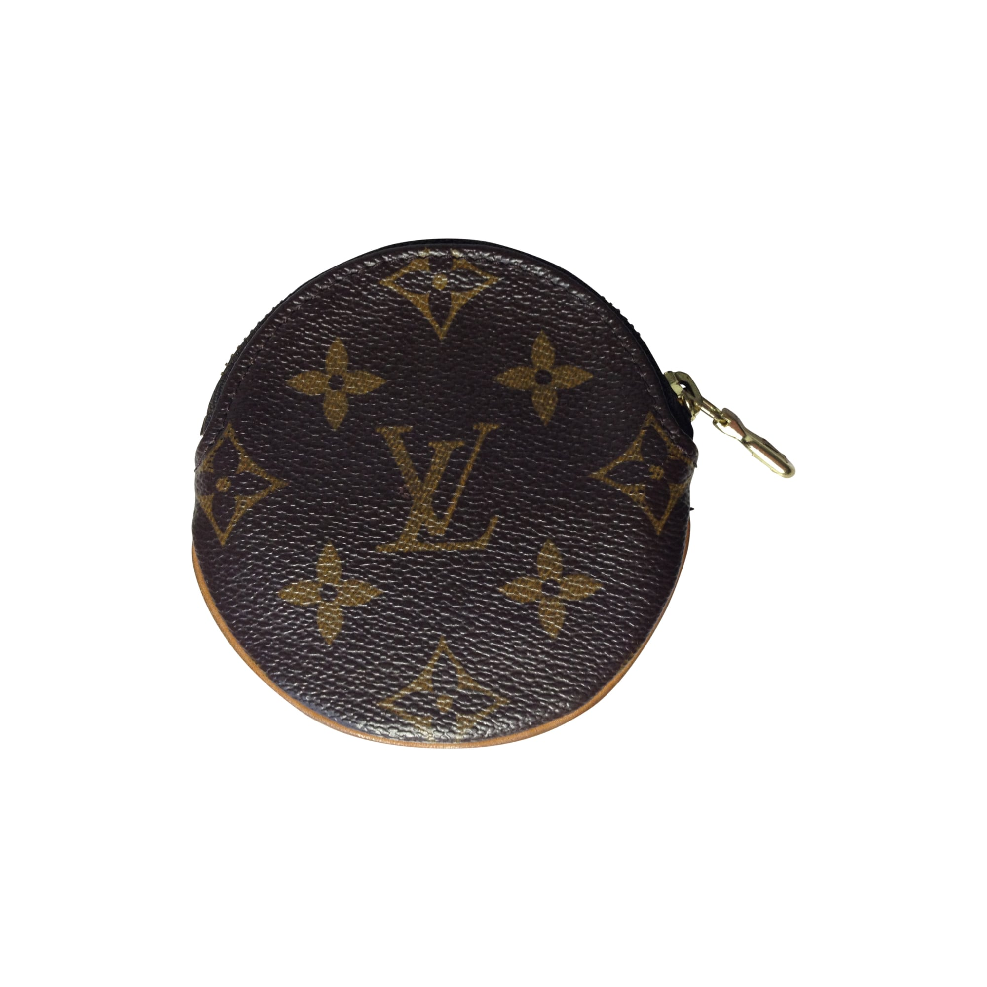 d034f8000d2 Porte-monnaie LOUIS VUITTON marron vendu par B - 2091624
