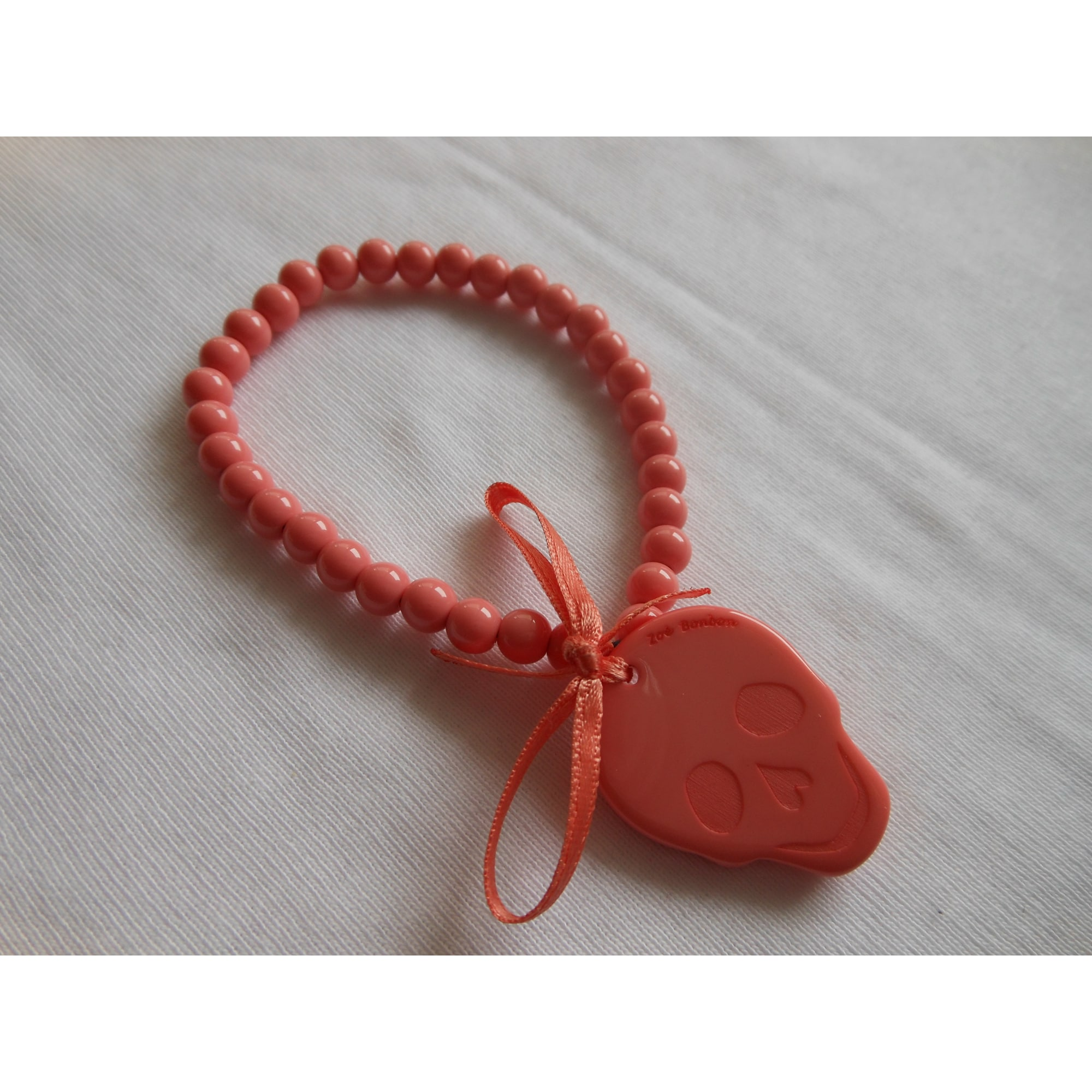 Bracelet ZOÉ BONBON Orange